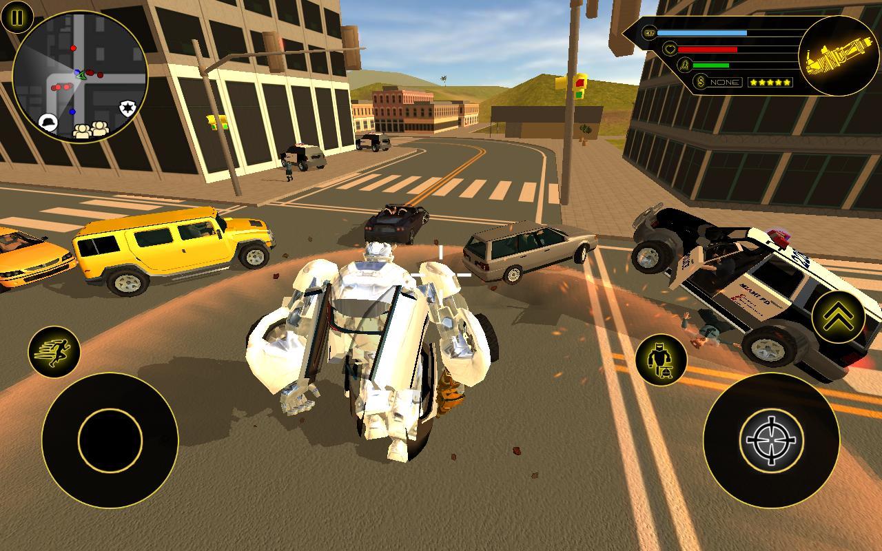 Robot Car 2.4 Screenshot 4