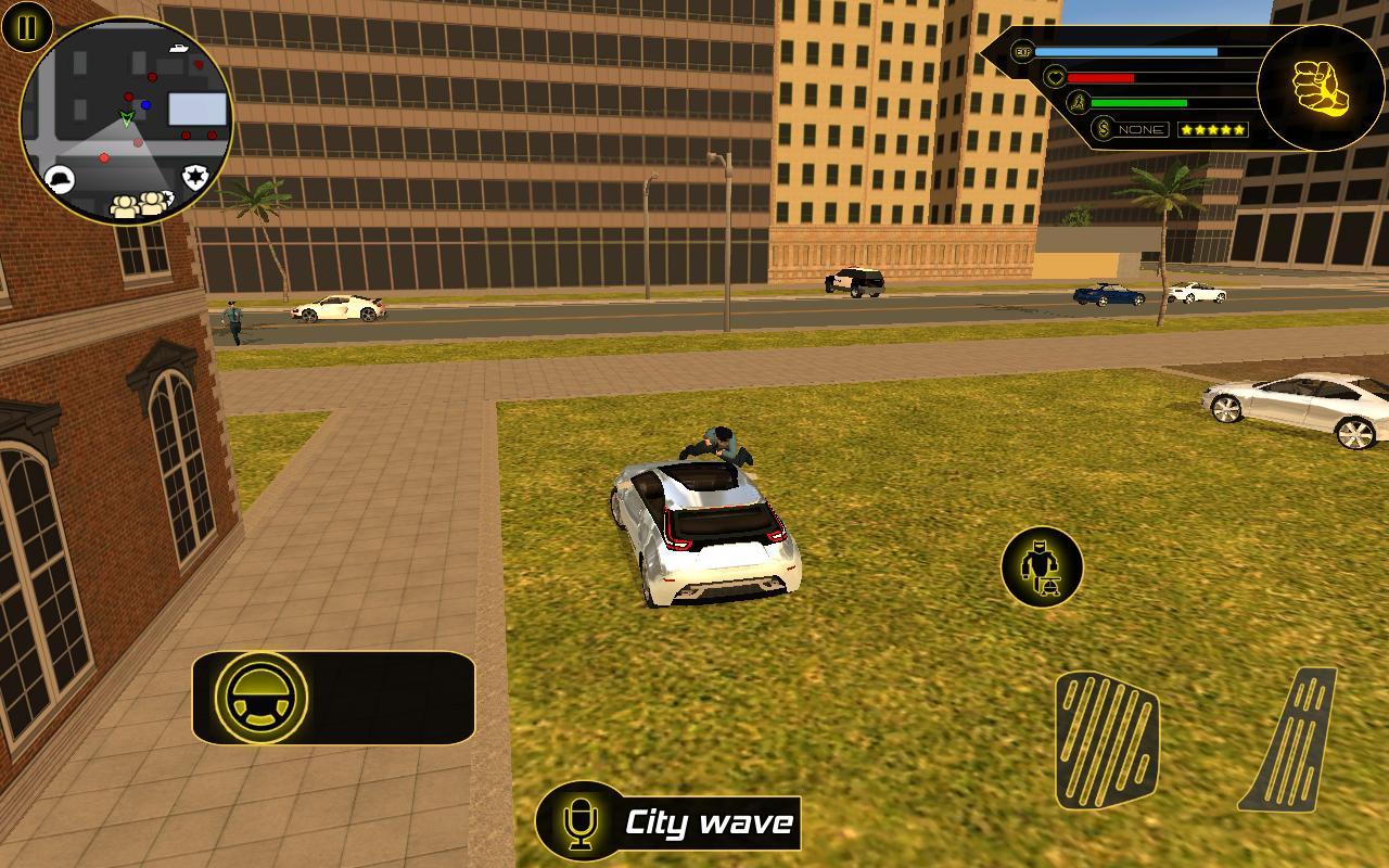 Robot Car 2.4 Screenshot 5