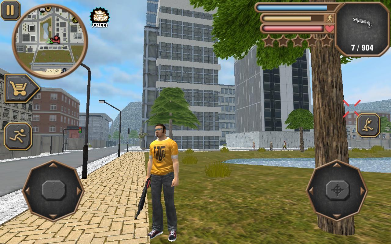 City theft simulator 1.4 Screenshot 3