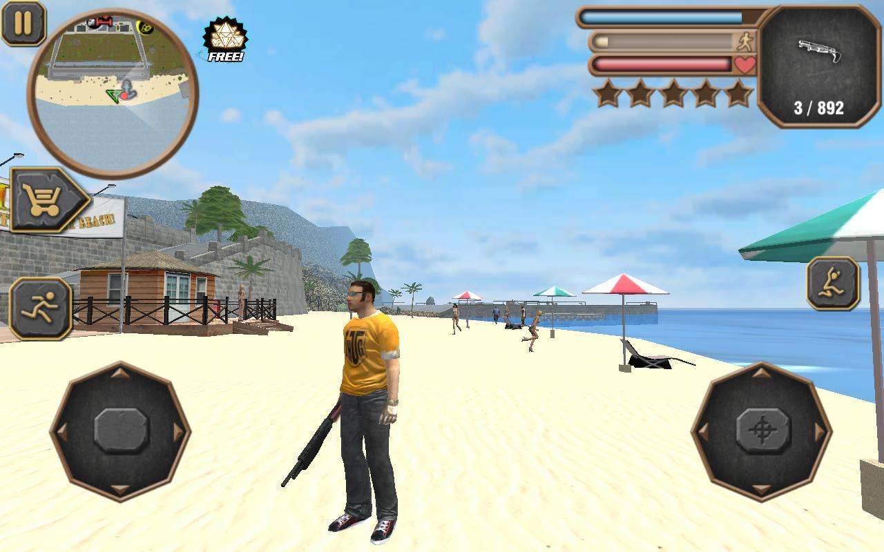 City theft simulator 1.4 Screenshot 6