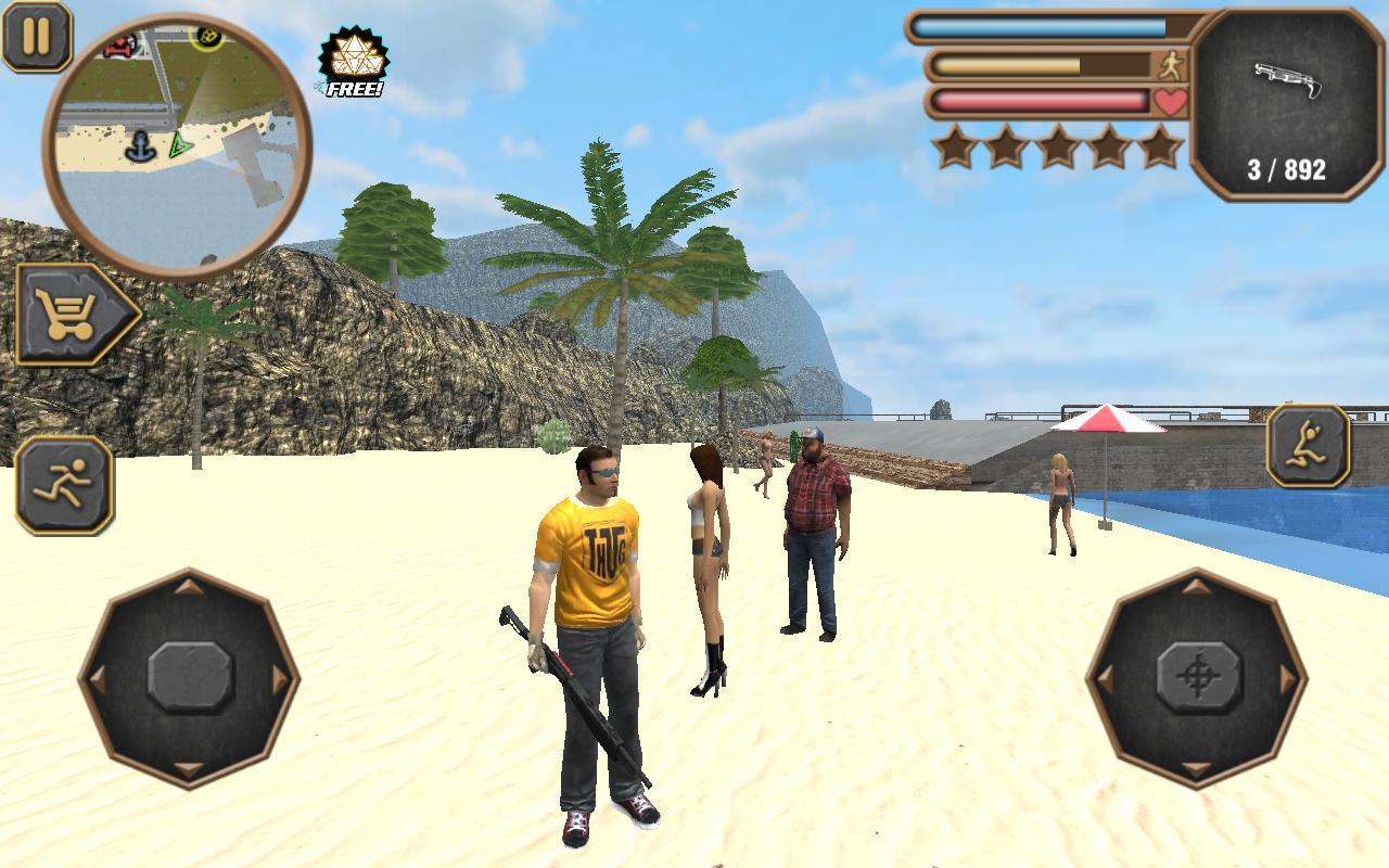 City theft simulator 1.4 Screenshot 7