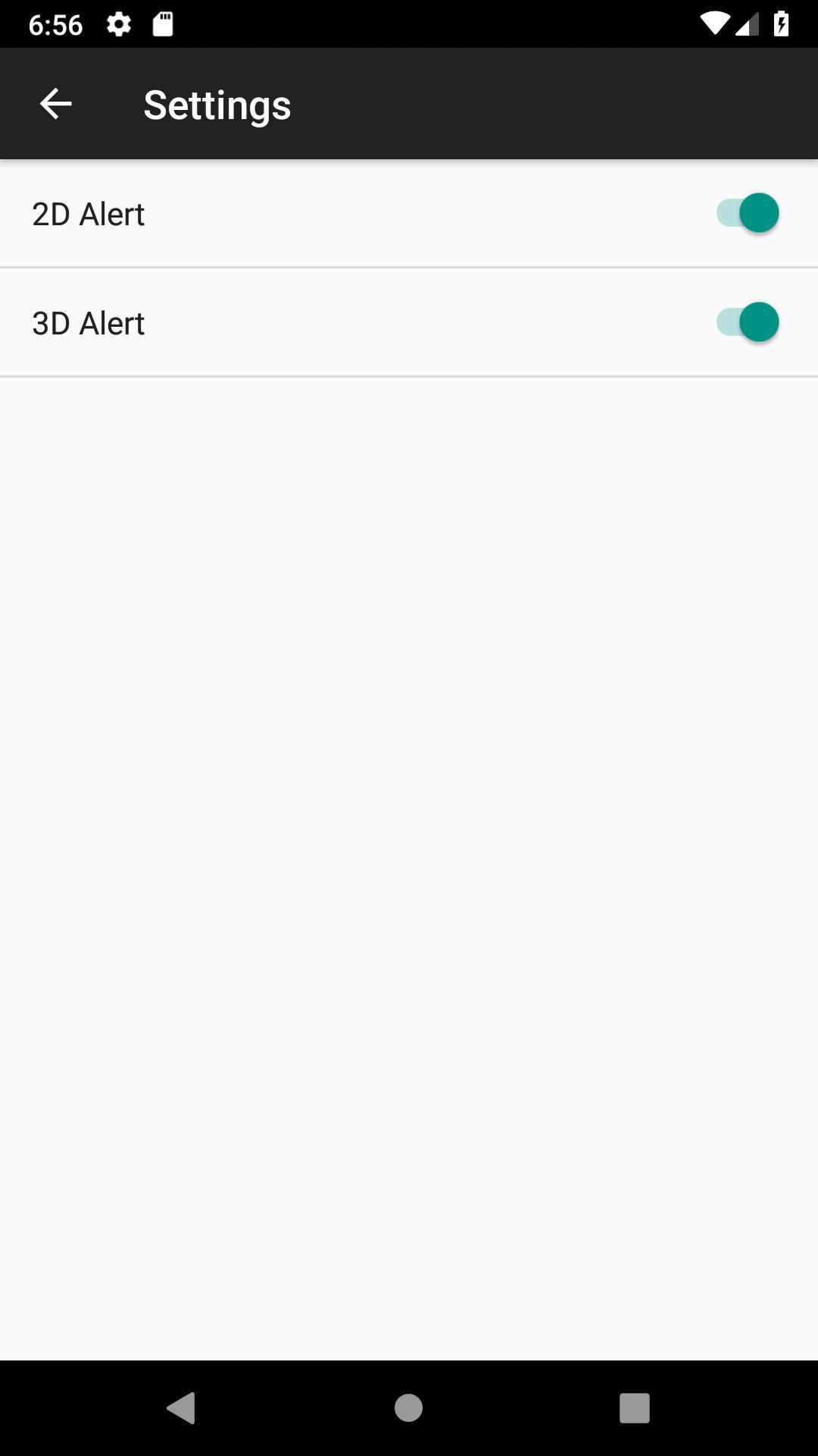 Myanmar 2D/3D Live Update - MMDroidUser 1.3.02 Screenshot 6