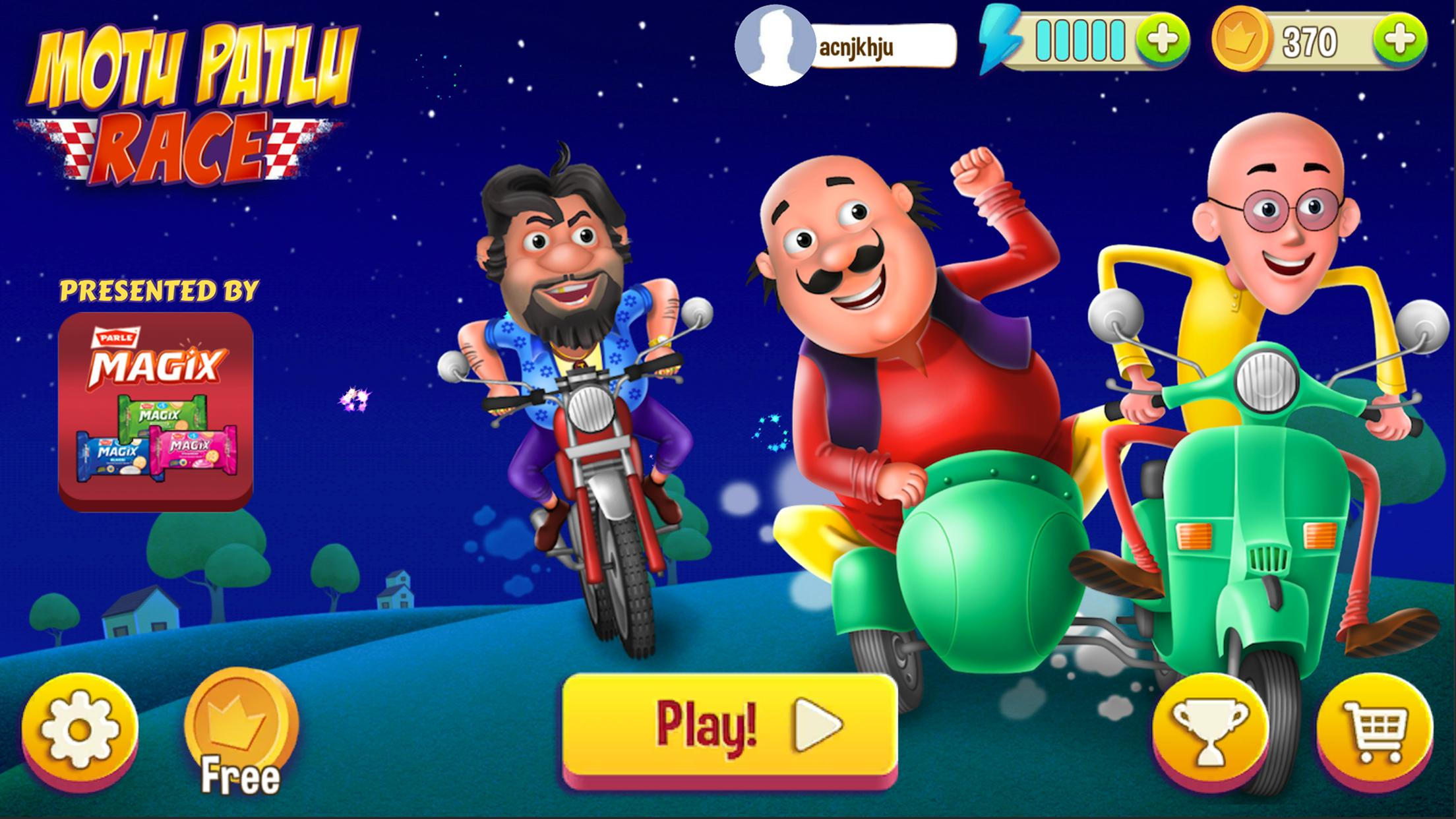 Motu Patlu Game 1.3 Screenshot 1
