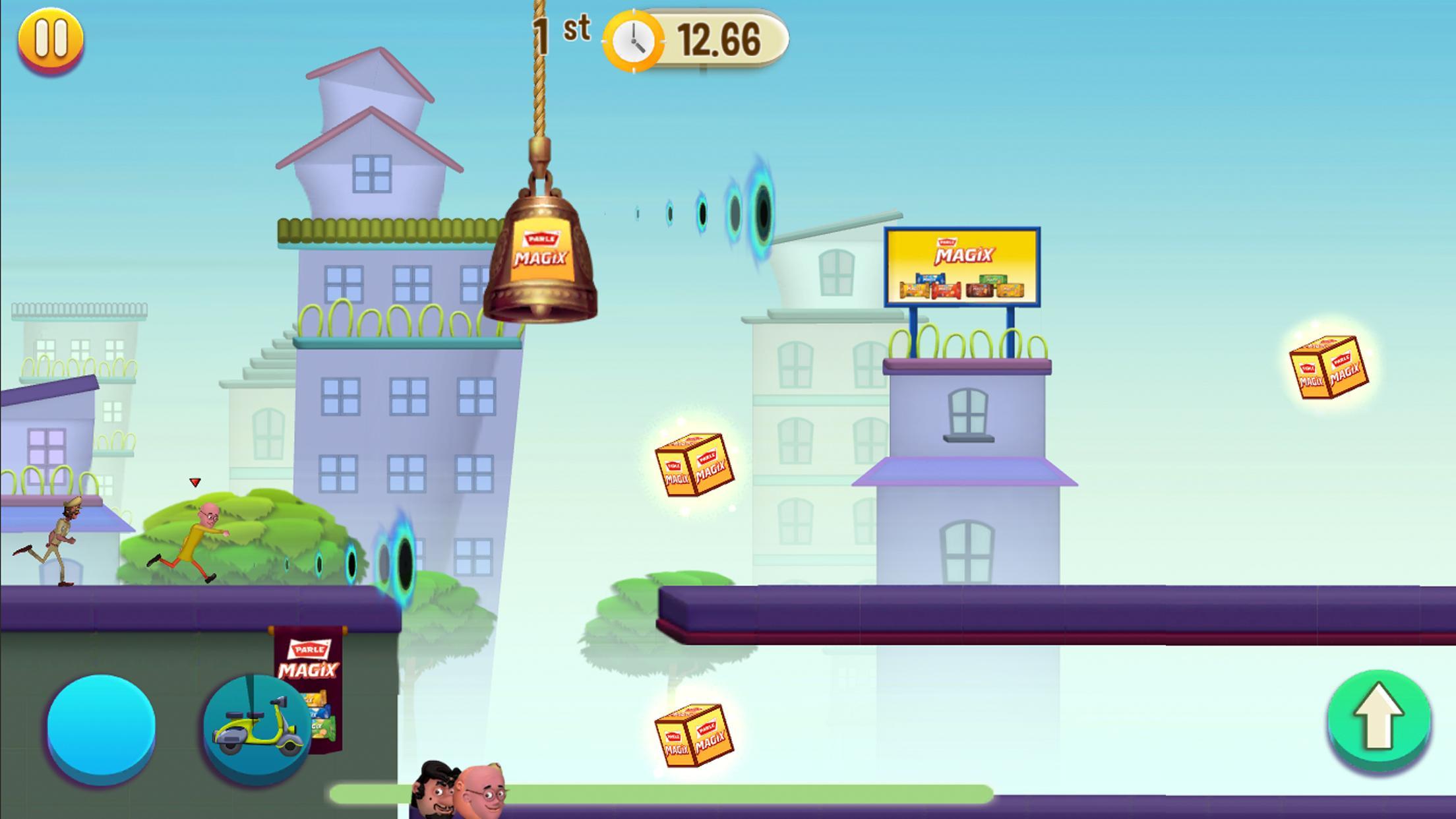 Motu Patlu Game 1.3 Screenshot 13