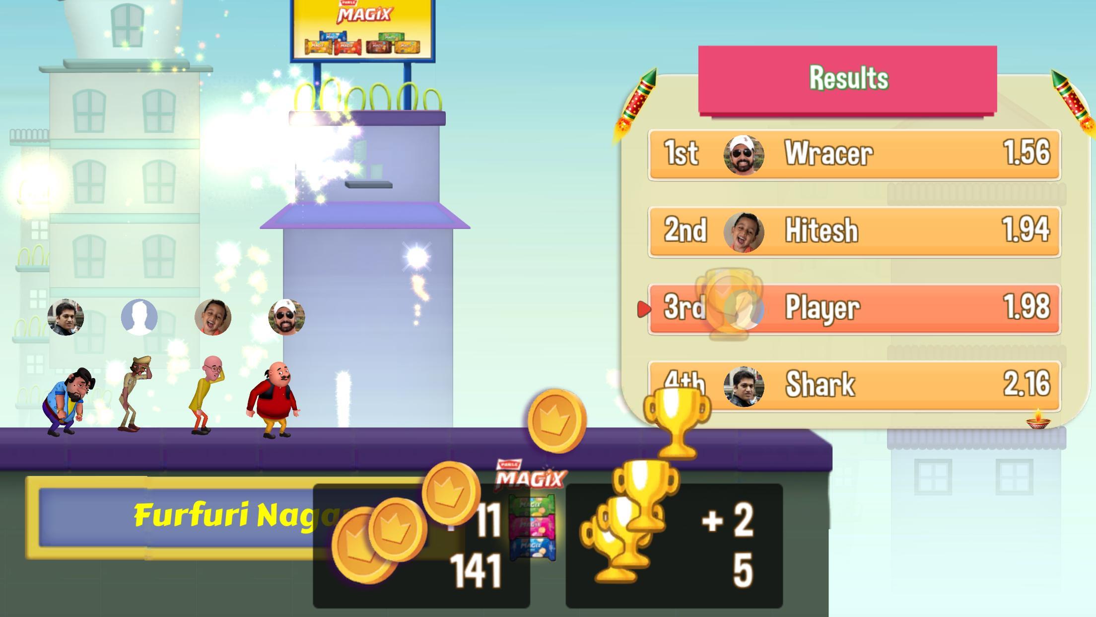 Motu Patlu Game 1.3 Screenshot 6