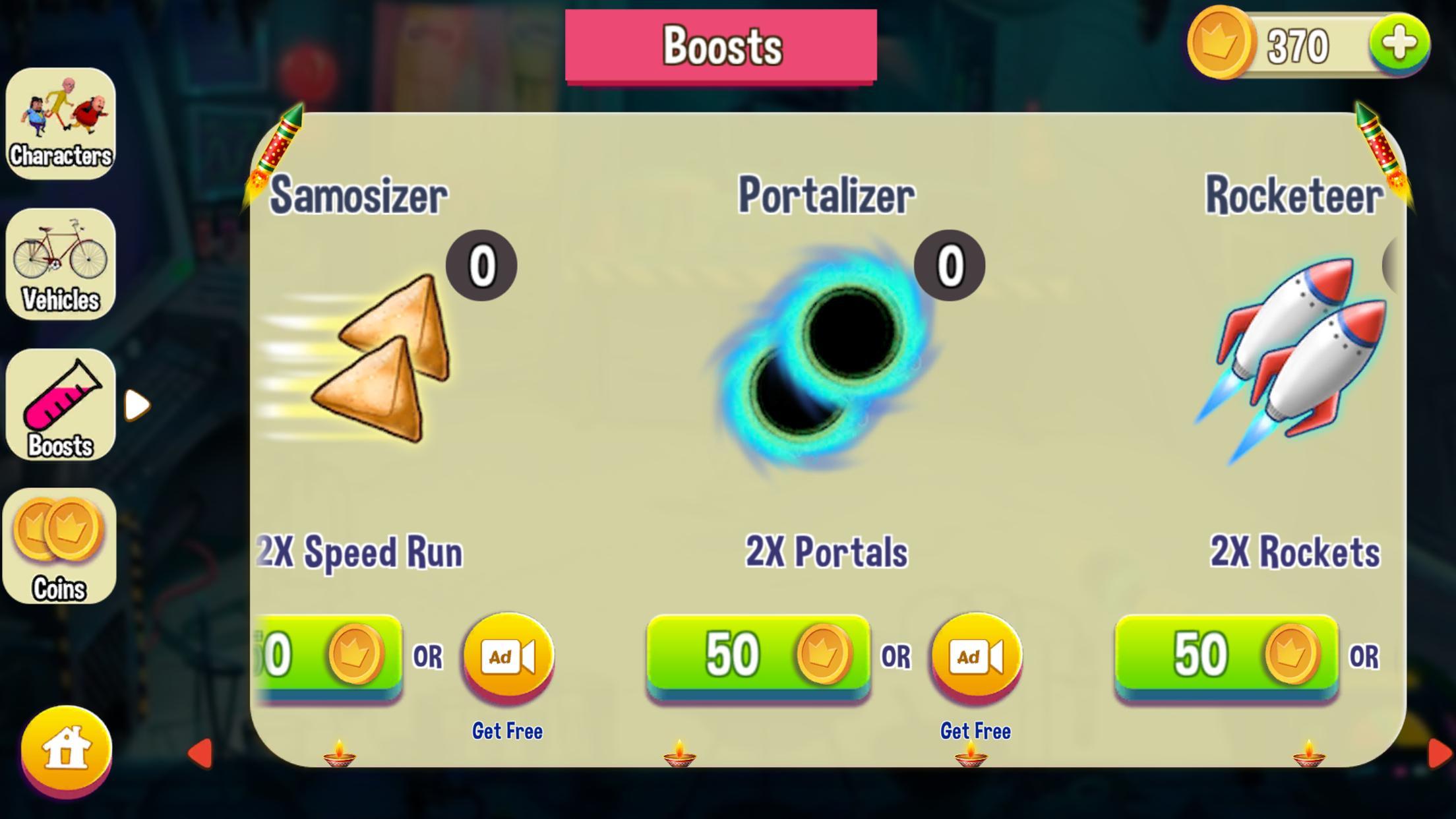 Motu Patlu Game 1.3 Screenshot 7