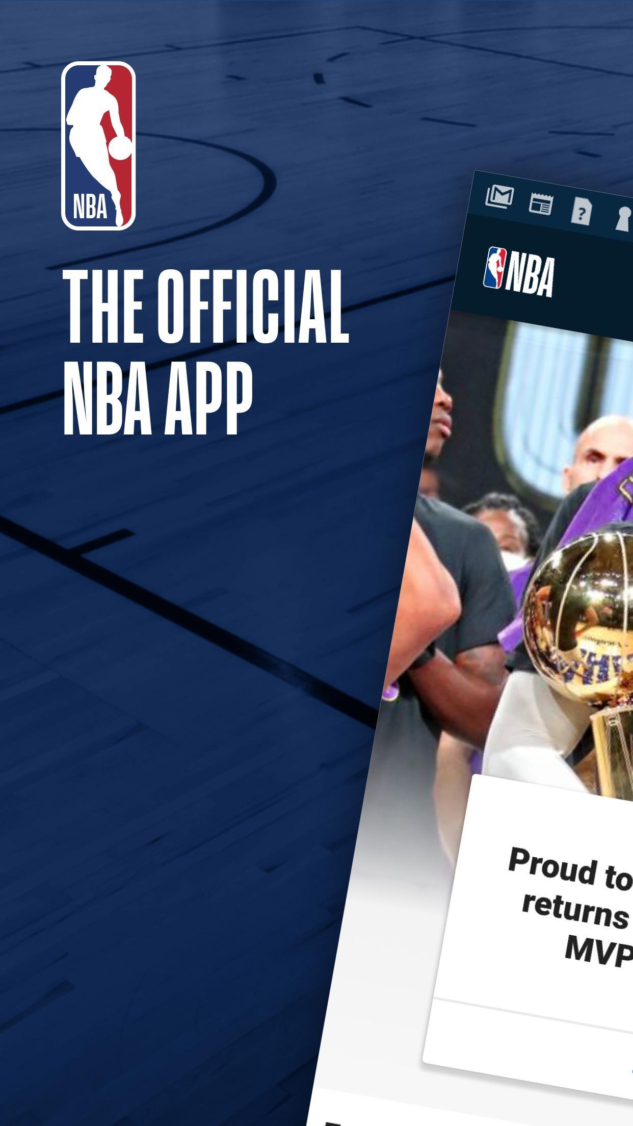 NBA Live Games & Scores 10.1103 Screenshot 1