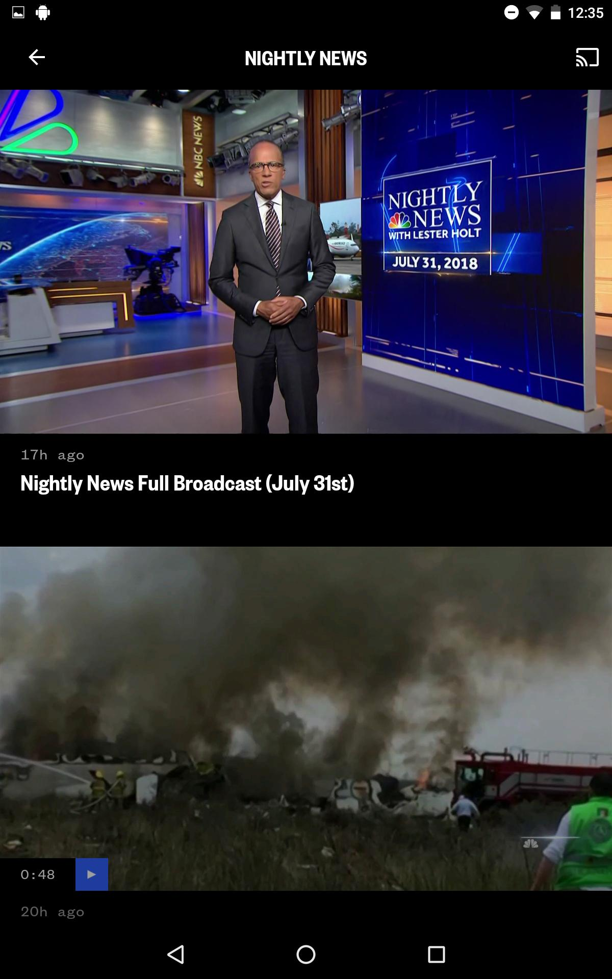 NBC News: Breaking News, US News & Live Video 6.0.11 Screenshot 15