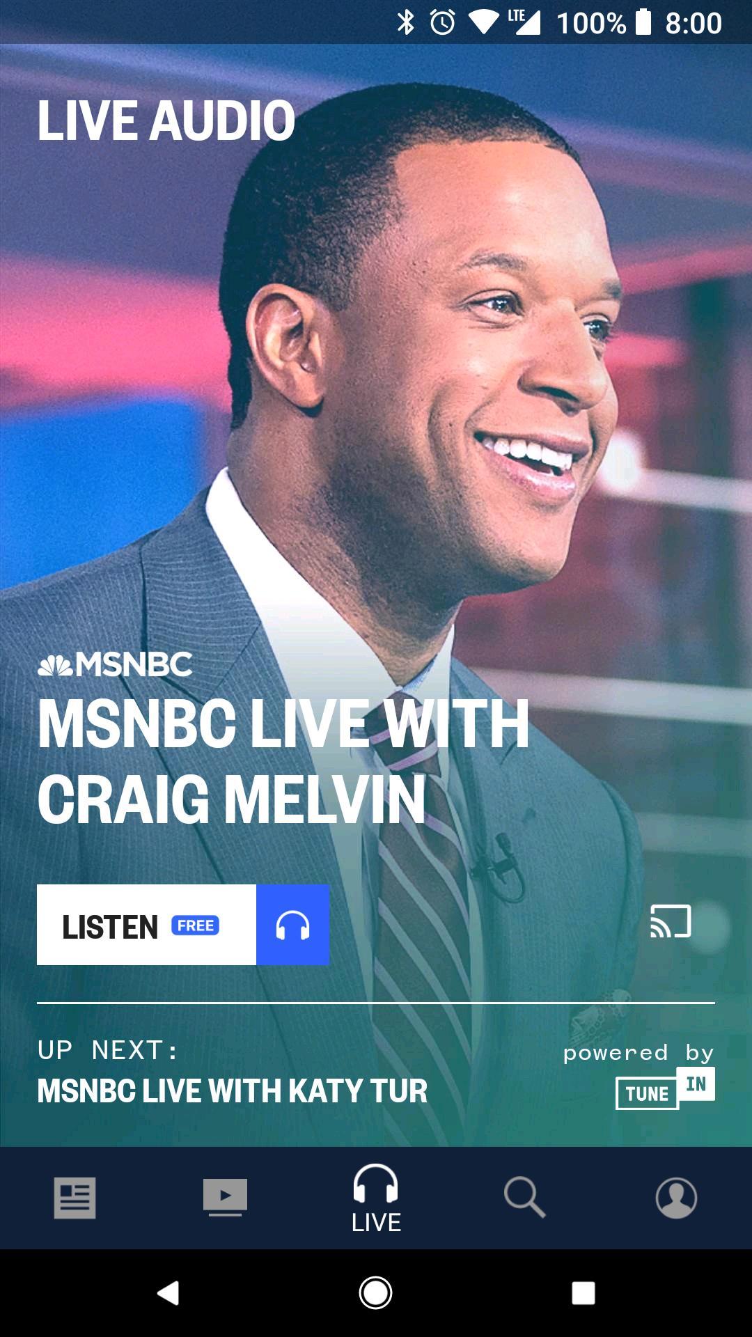 NBC News: Breaking News, US News & Live Video 6.0.11 Screenshot 3