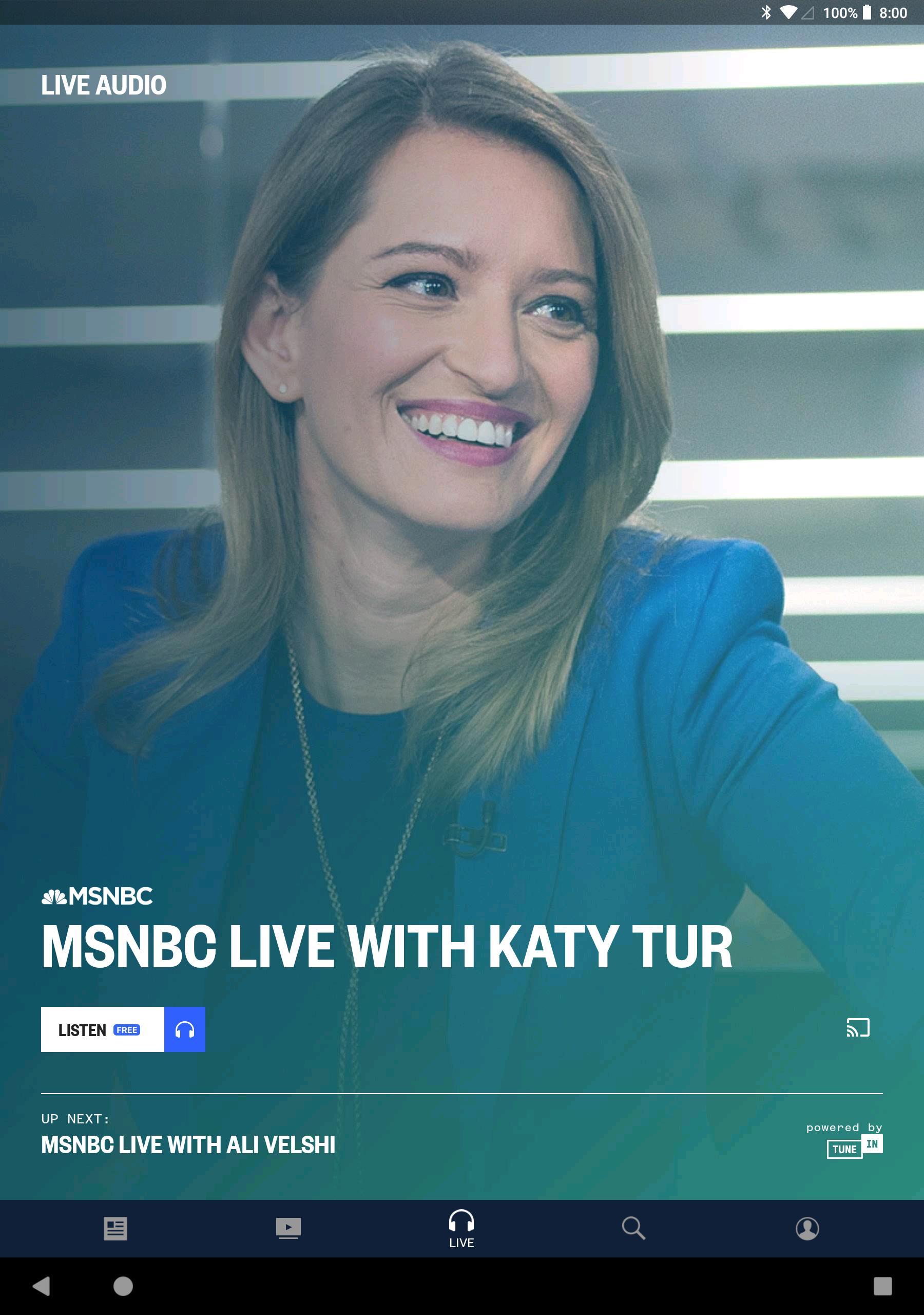 NBC News: Breaking News, US News & Live Video 6.0.11 Screenshot 9
