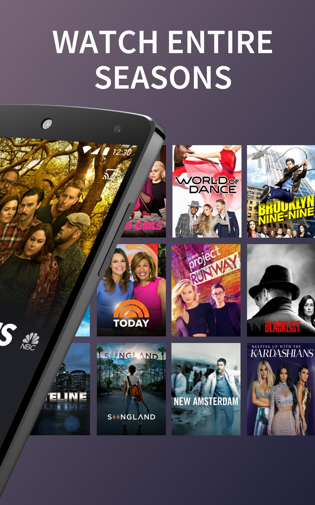 The NBC App - Stream Live TV and Episodes for Free 7.4.1 Screenshot 12