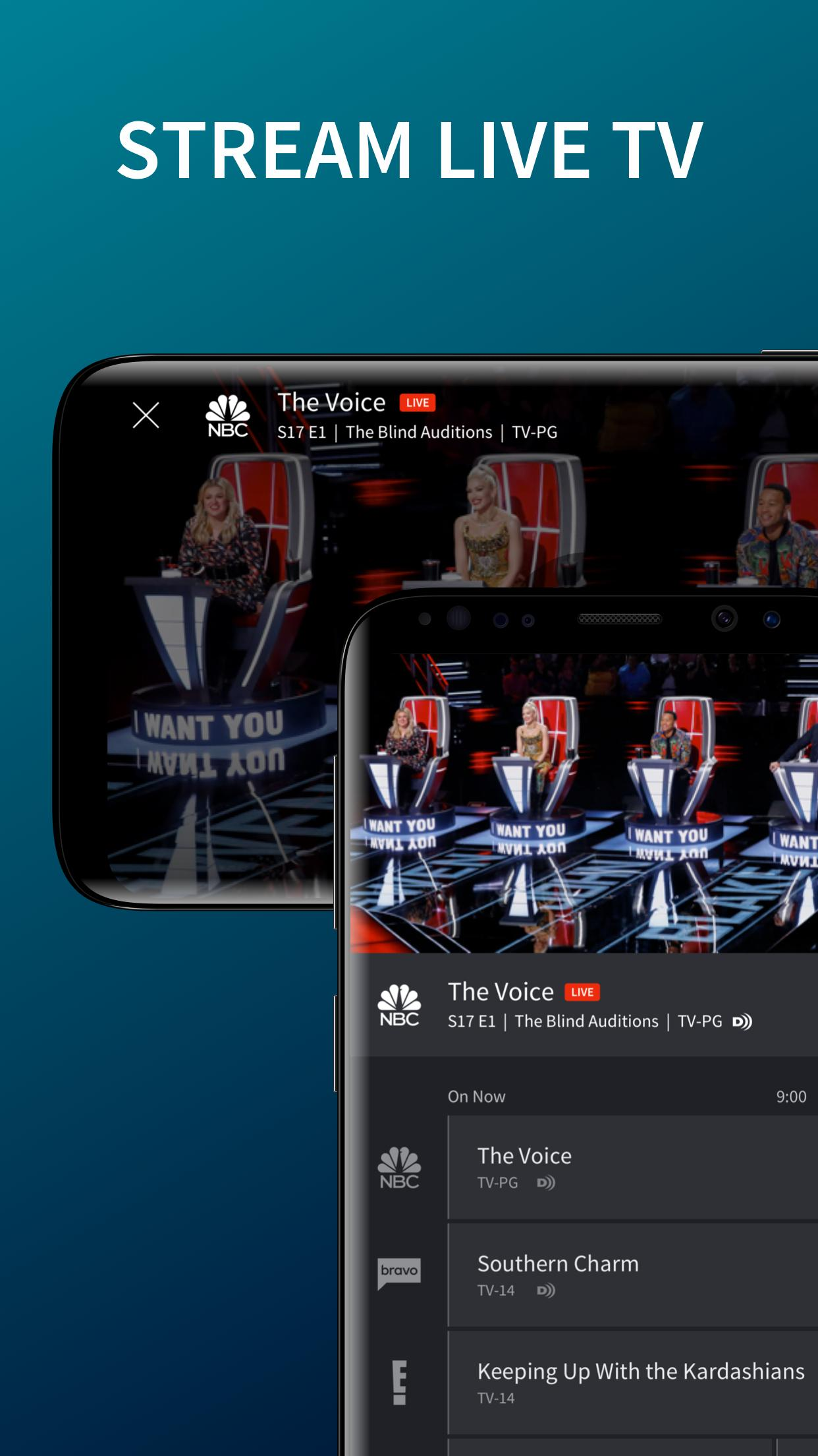 The NBC App - Stream Live TV and Episodes for Free 7.4.1 Screenshot 4