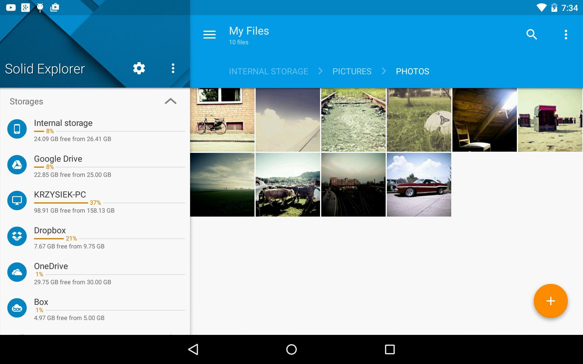 Solid Explorer File Manager 2.7.11 Screenshot 13