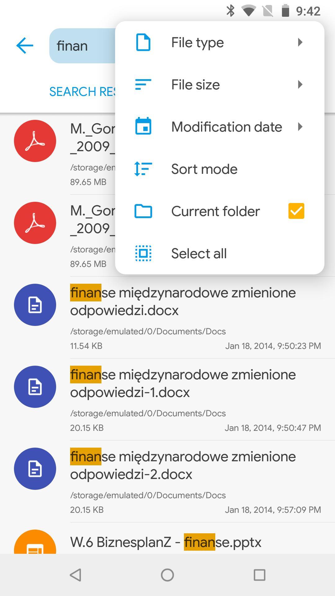 Solid Explorer File Manager 2.7.11 Screenshot 3