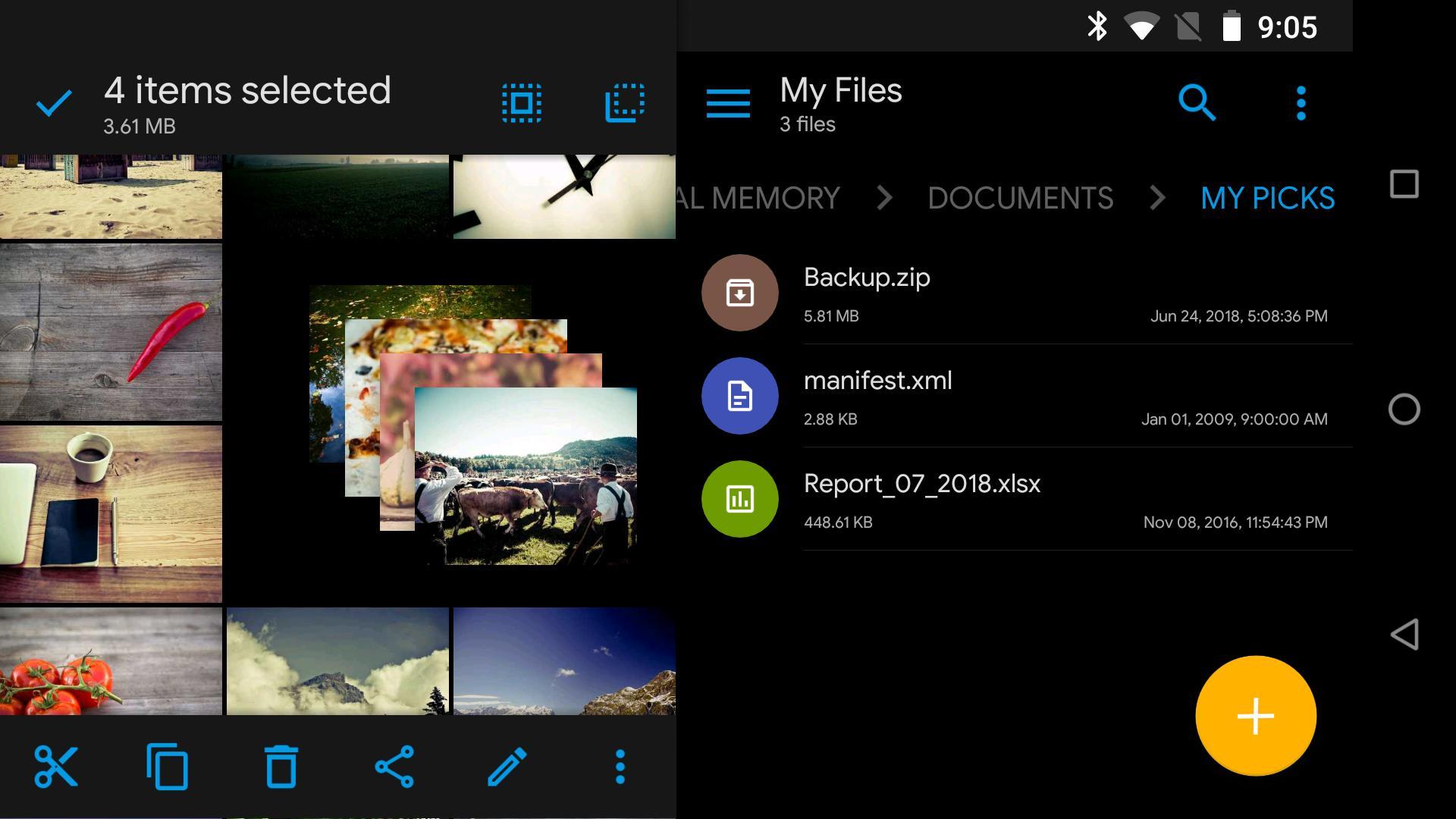 Solid Explorer File Manager 2.7.11 Screenshot 7