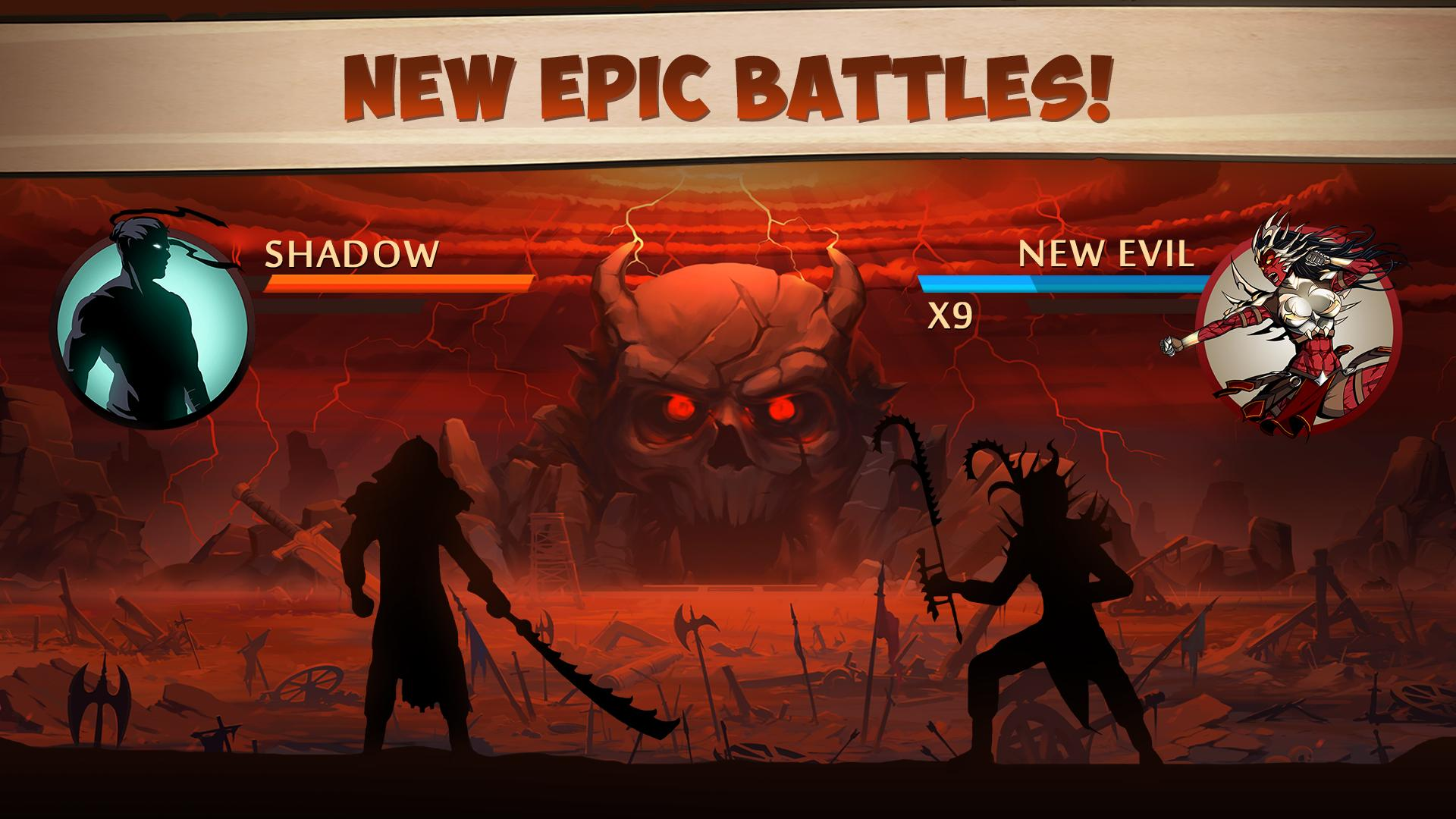 Shadow Fight 2 2.7.1 Screenshot 1