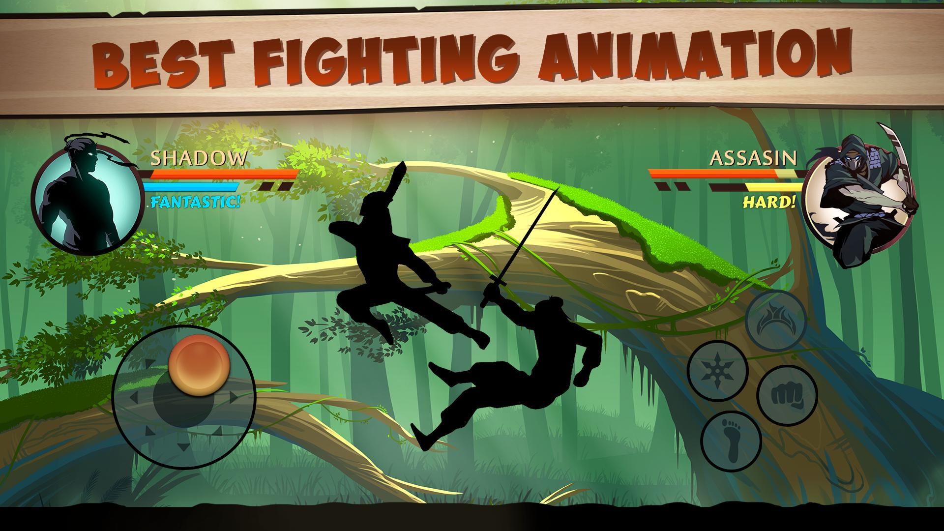 Shadow Fight 2 2.7.1 Screenshot 2
