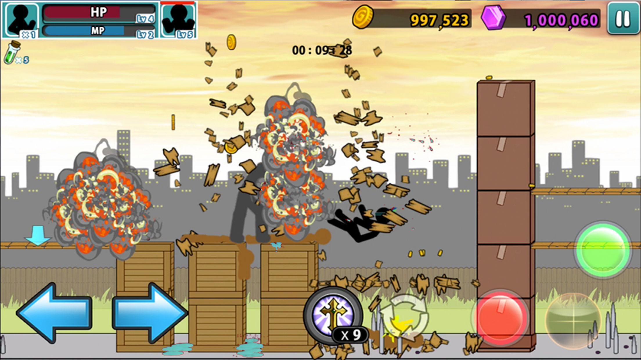 Anger of stick 5 : zombie 1.1.33 Screenshot 15