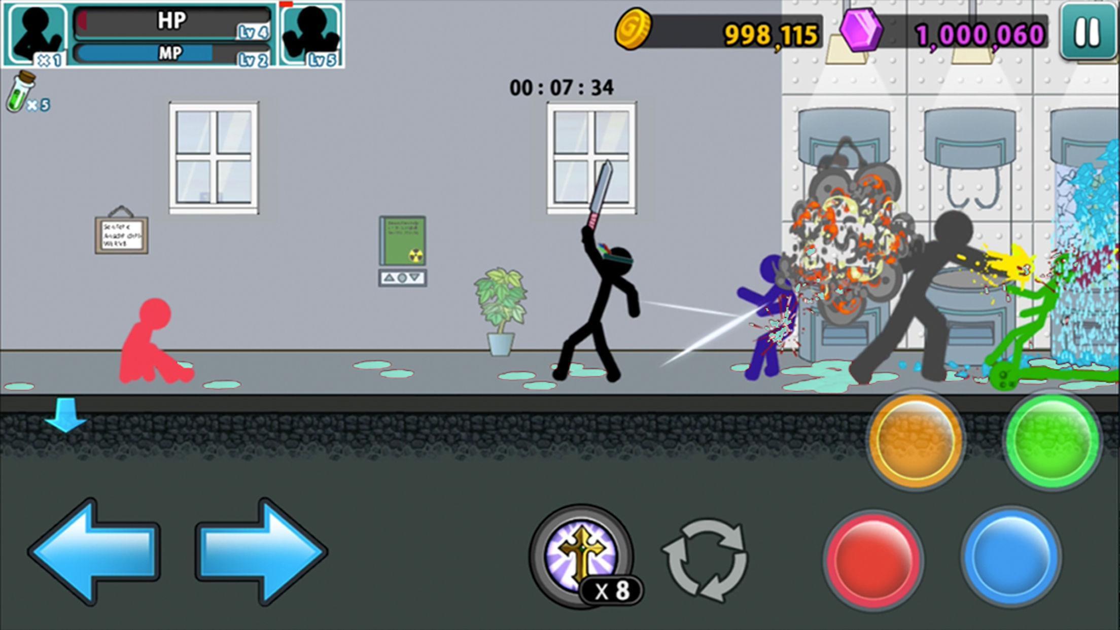 Anger of stick 5 : zombie 1.1.33 Screenshot 18