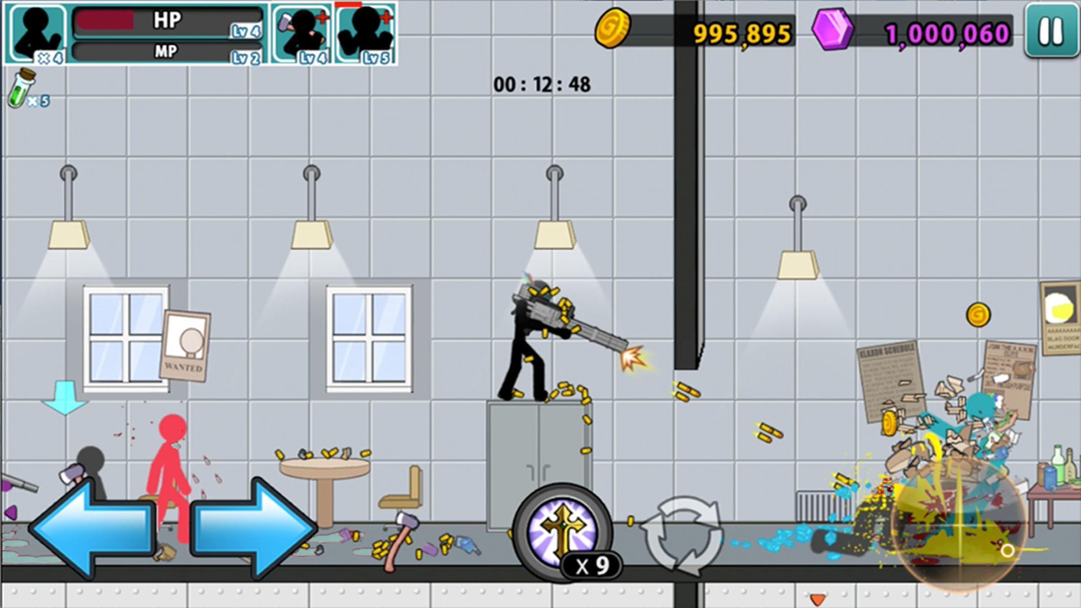 Anger of stick 5 : zombie 1.1.33 Screenshot 5