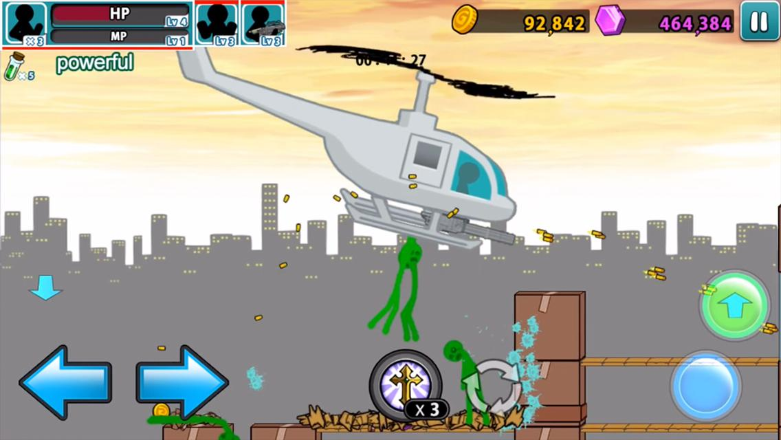 Anger of stick 5 : zombie 1.1.33 Screenshot 8