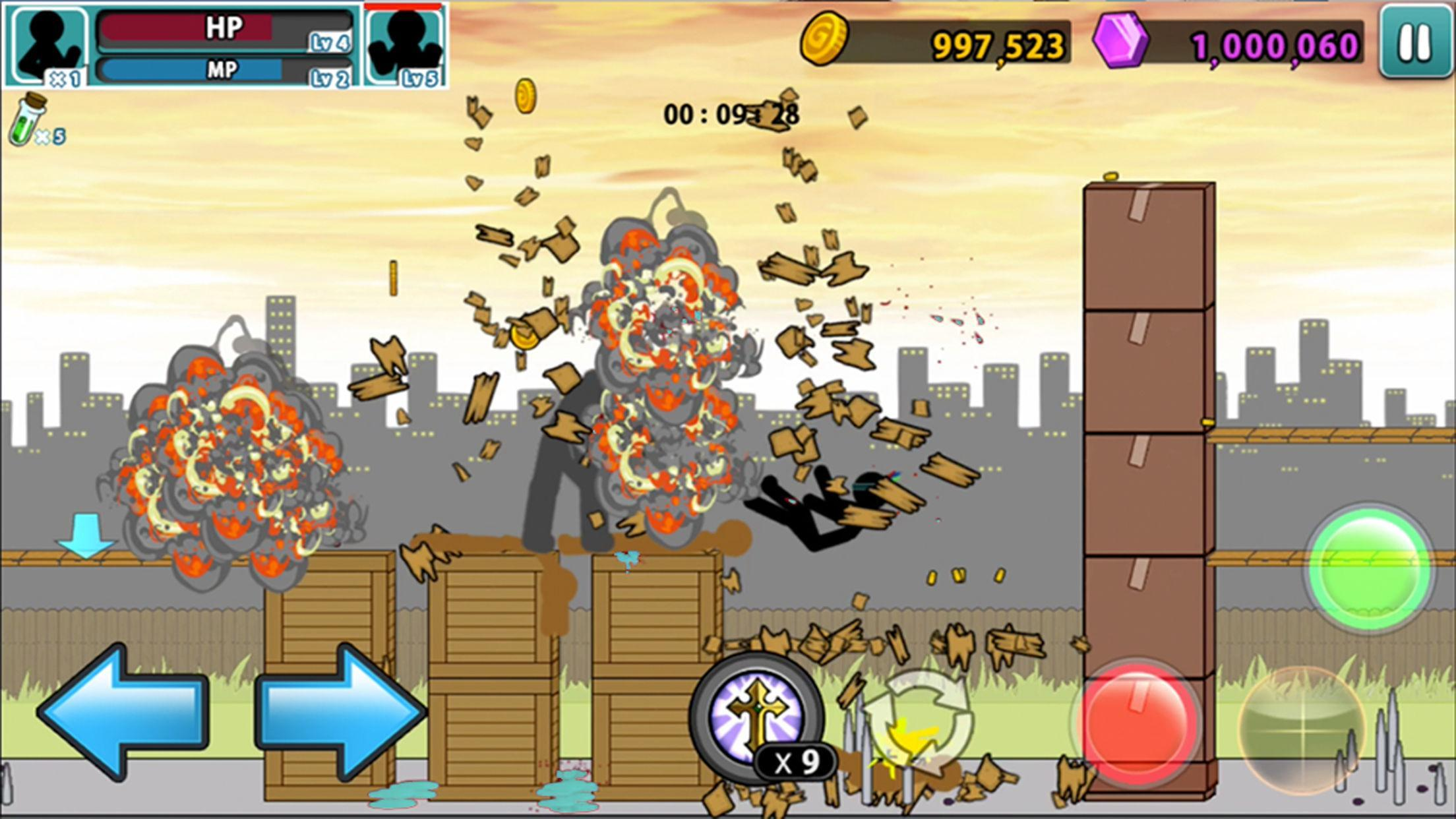 Anger of stick 5 : zombie 1.1.33 Screenshot 9