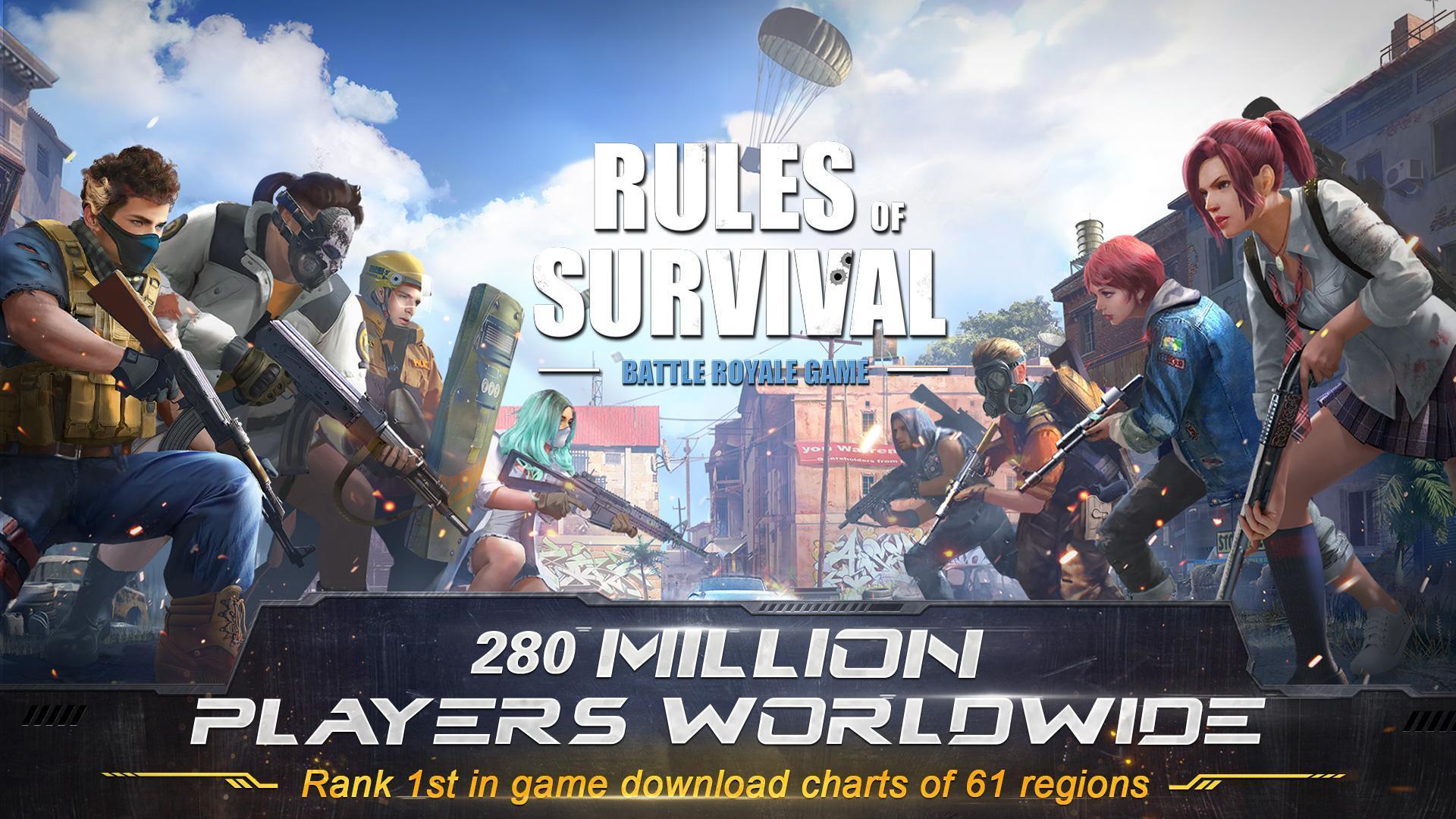 RULES OF SURVIVAL 1.610178.481198 Screenshot 3