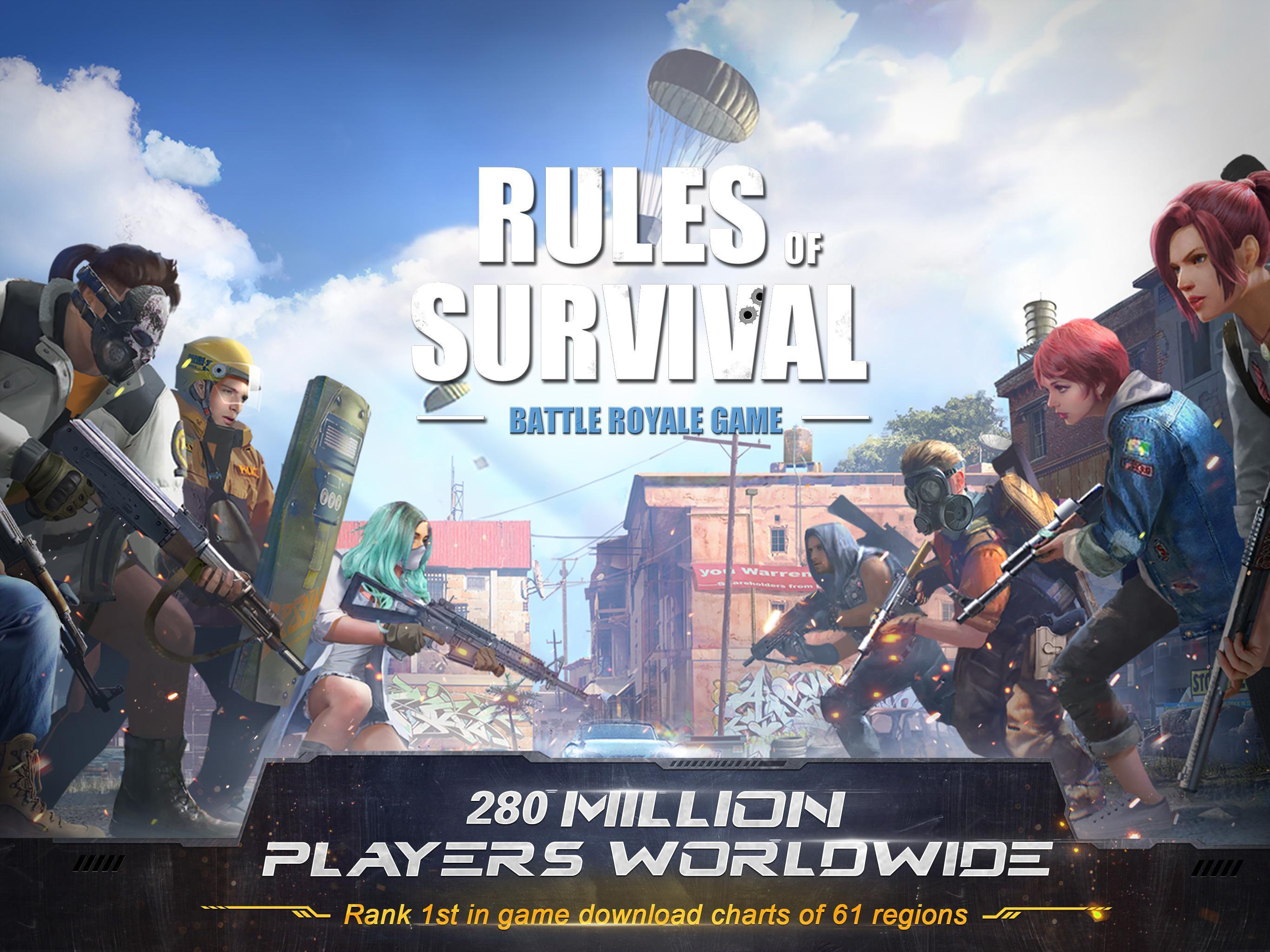 RULES OF SURVIVAL 1.610178.481198 Screenshot 9