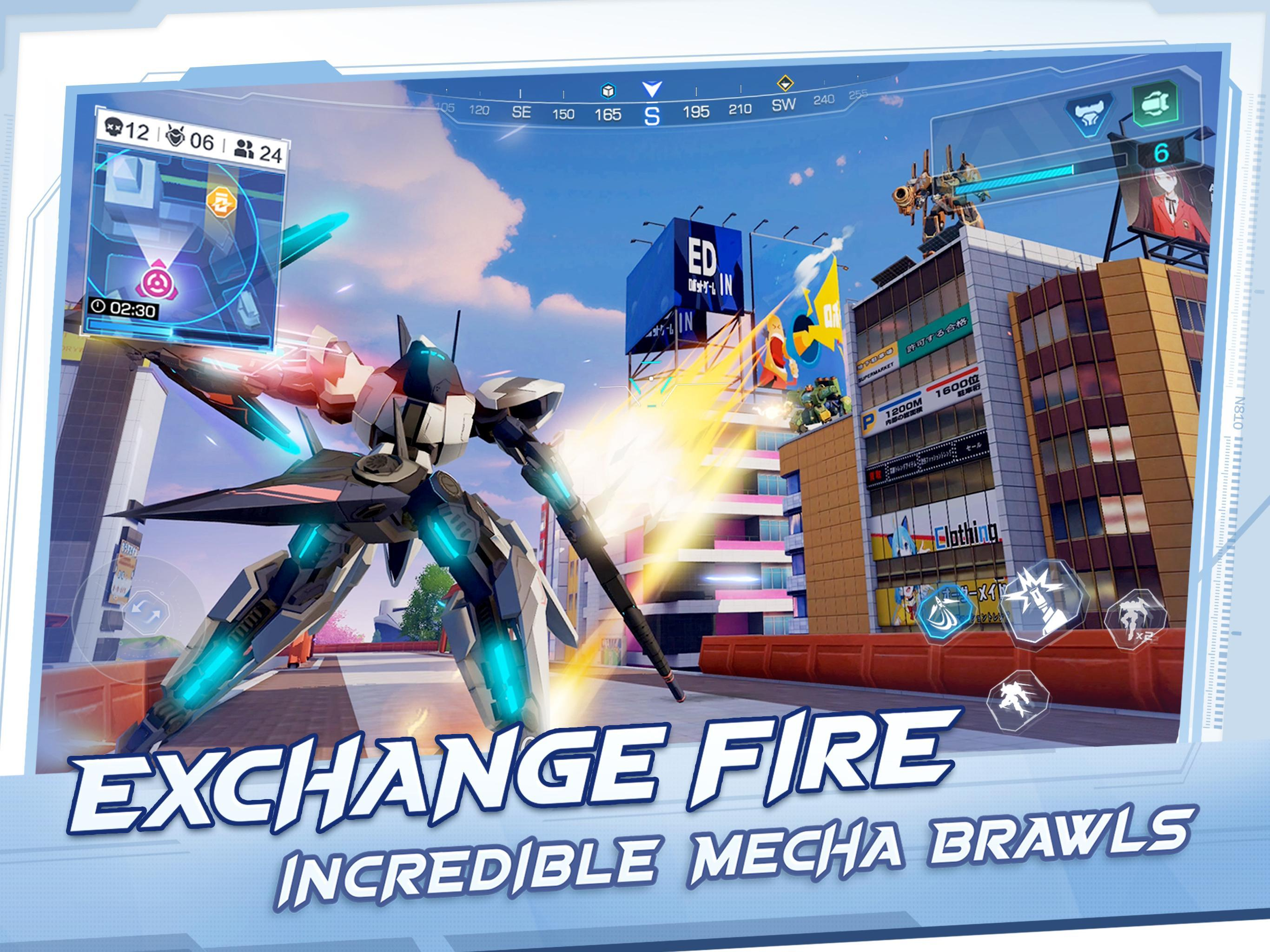 Super Mecha Champions 1.0.8778 Screenshot 10