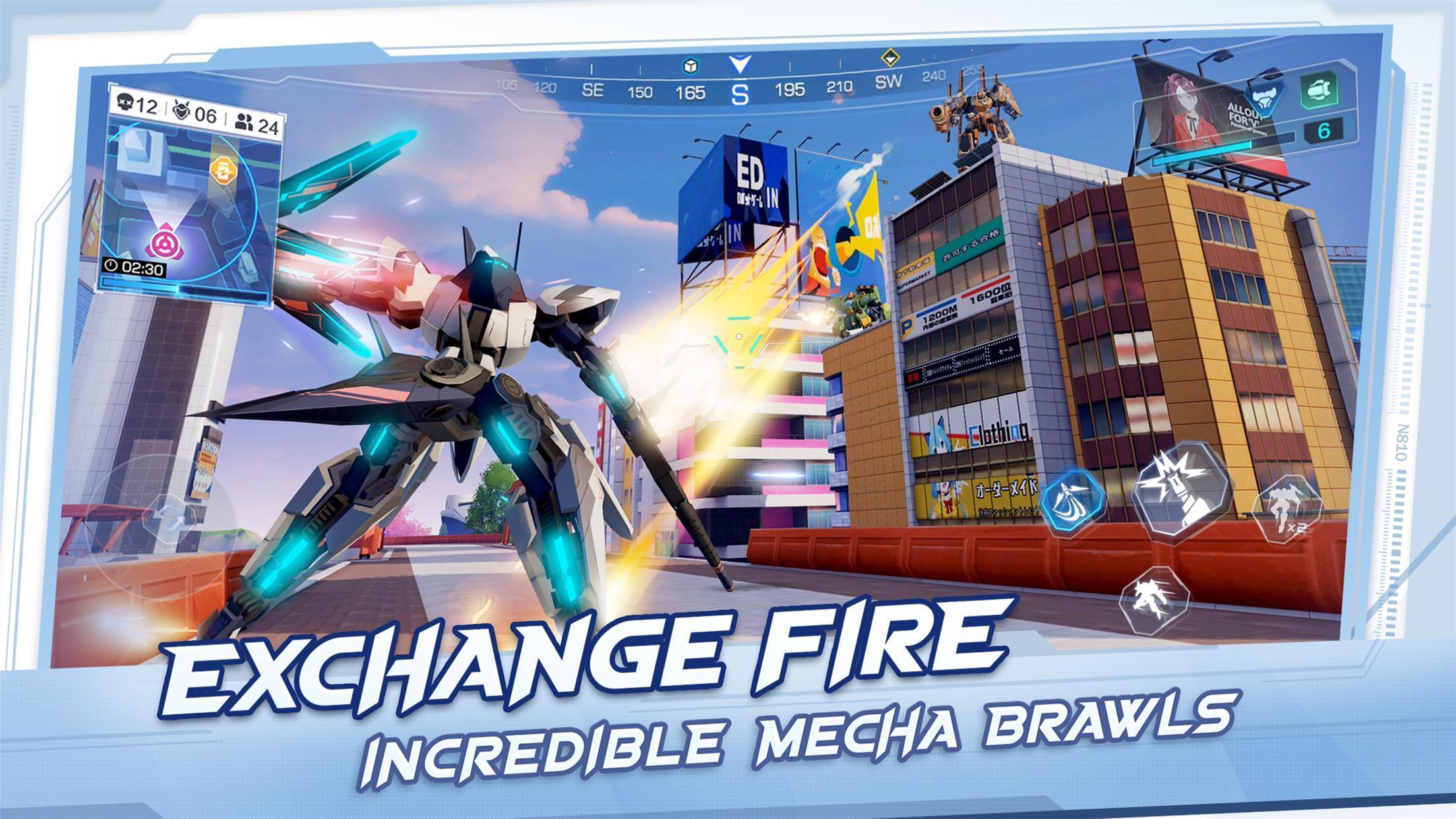 Super Mecha Champions 1.0.8778 Screenshot 2