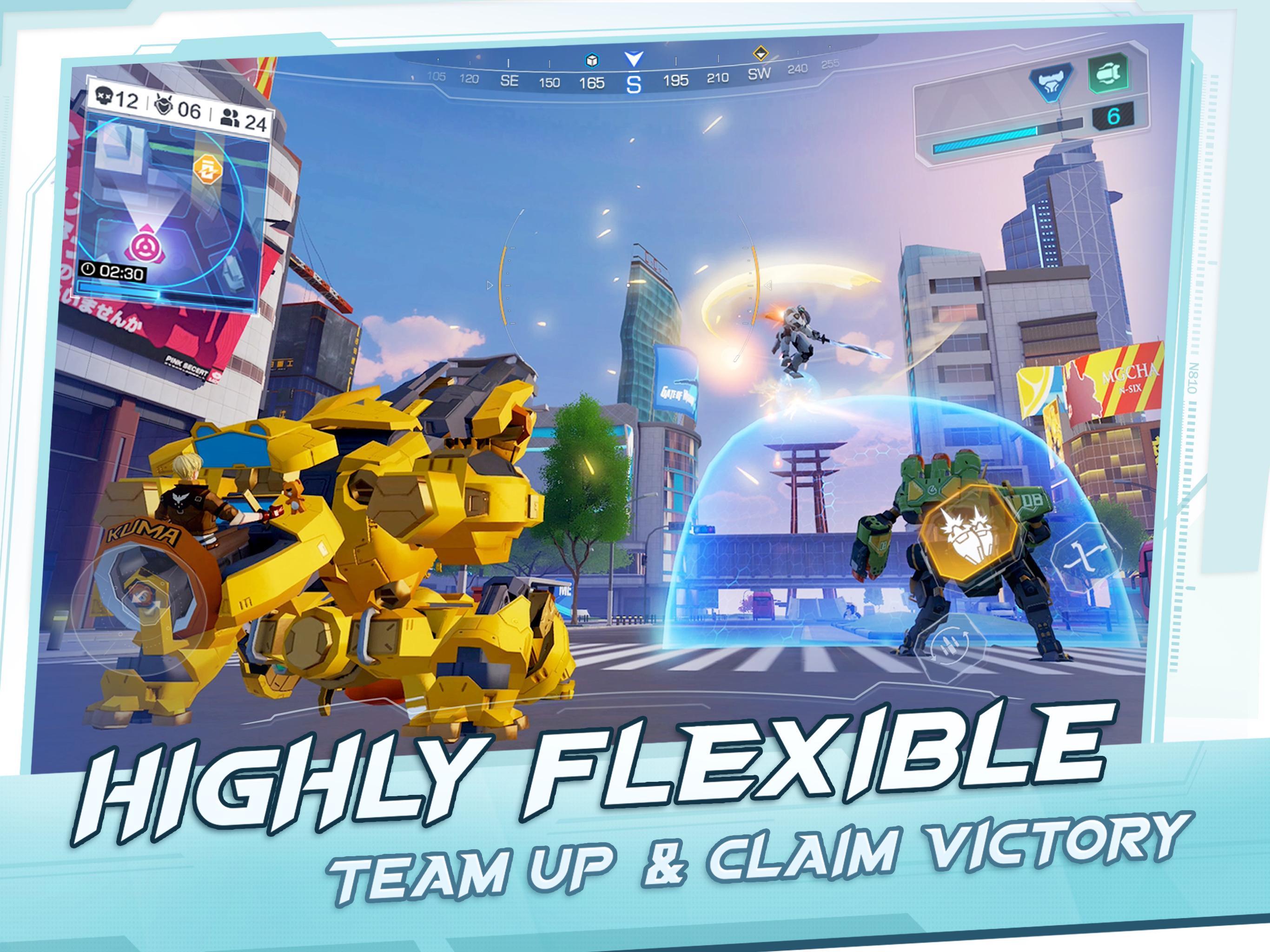 Super Mecha Champions 1.0.8778 Screenshot 21