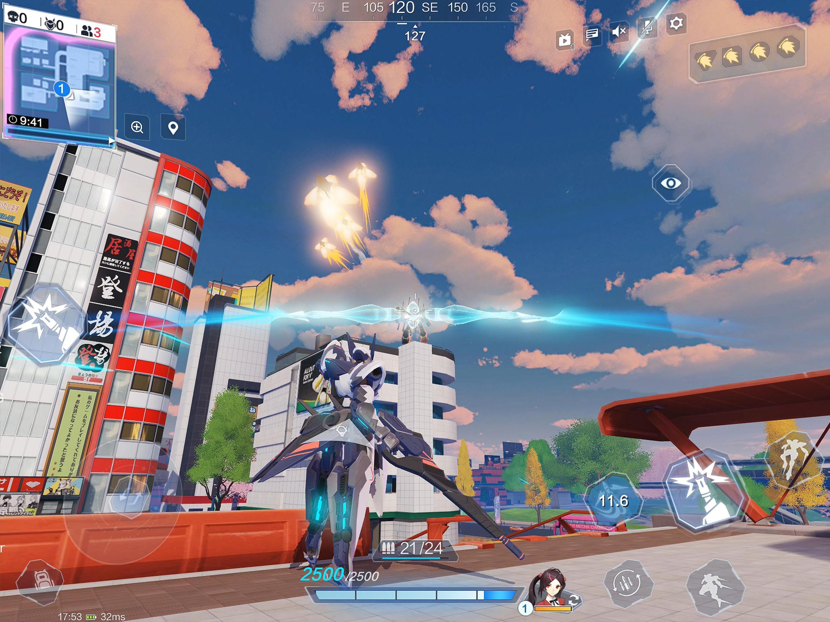 Super Mecha Champions 1.0.8778 Screenshot 23
