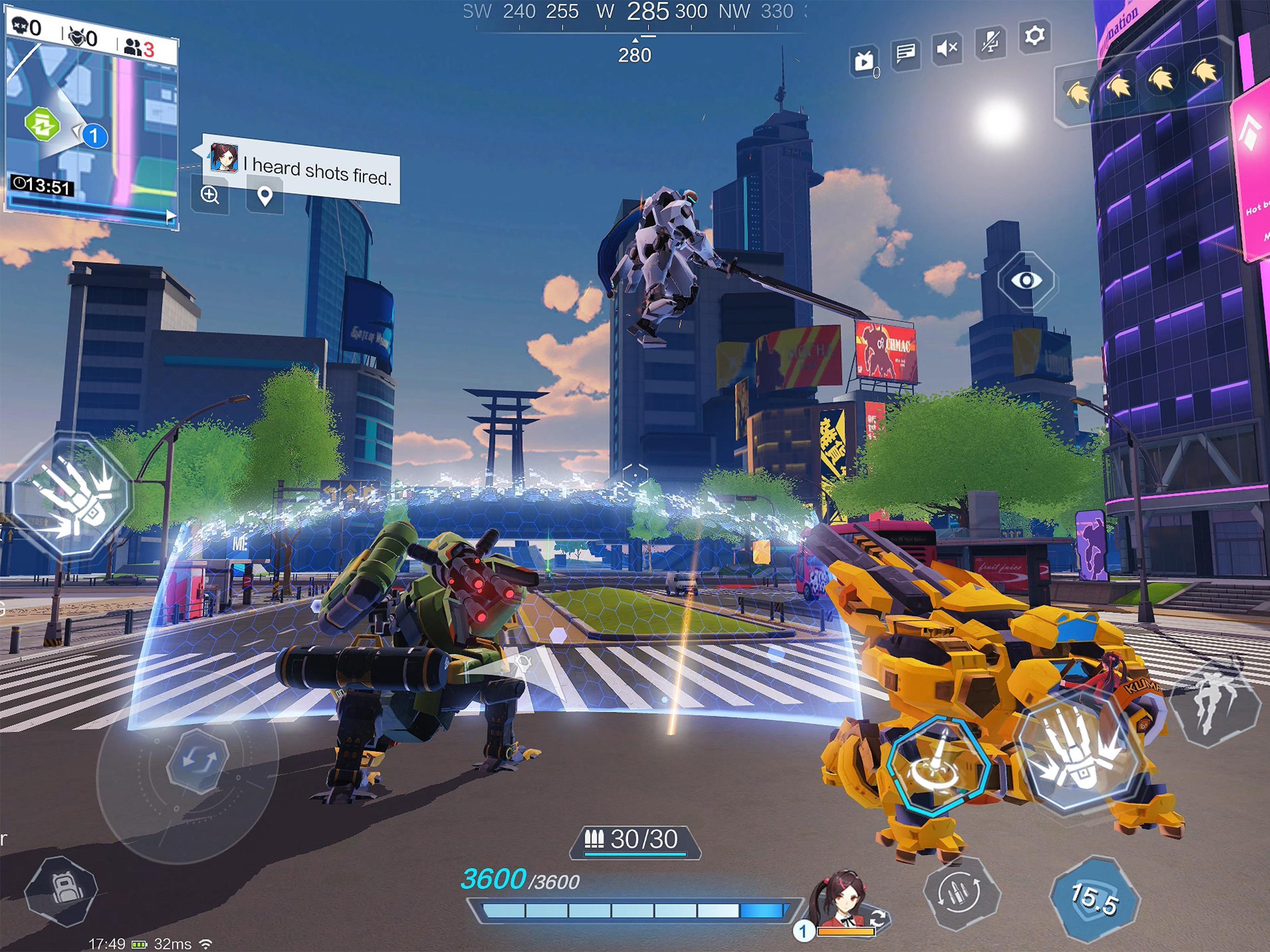 Super Mecha Champions 1.0.8778 Screenshot 24