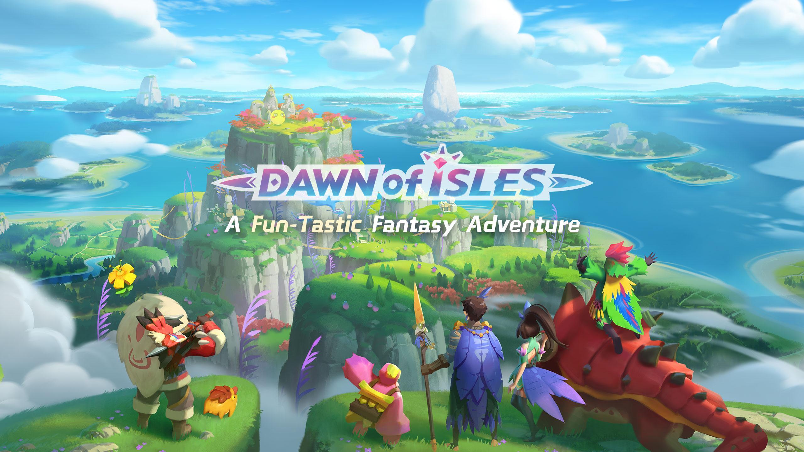 Dawn of Isles 1.0.16 Screenshot 16