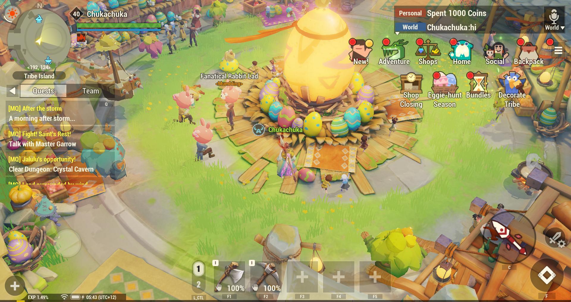 Dawn of Isles 1.0.16 Screenshot 23