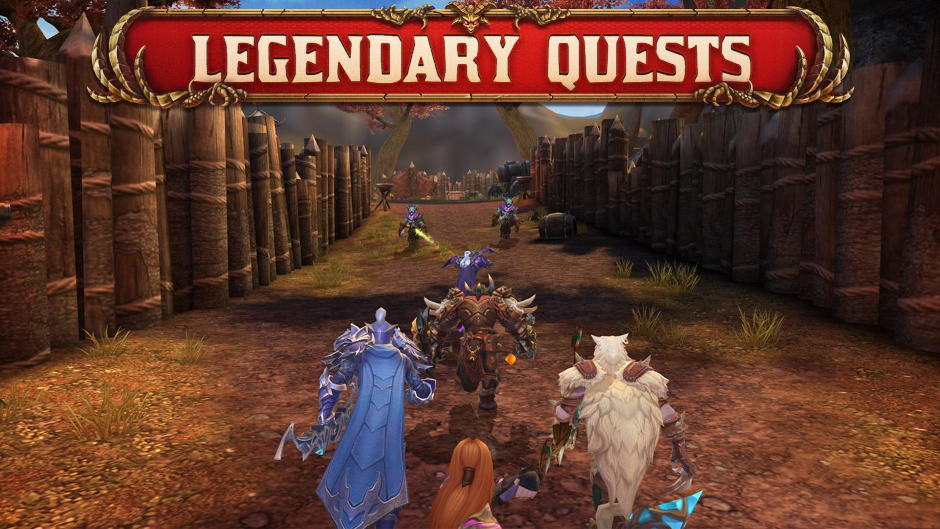 Crusaders of Light 6.0.6 Screenshot 18