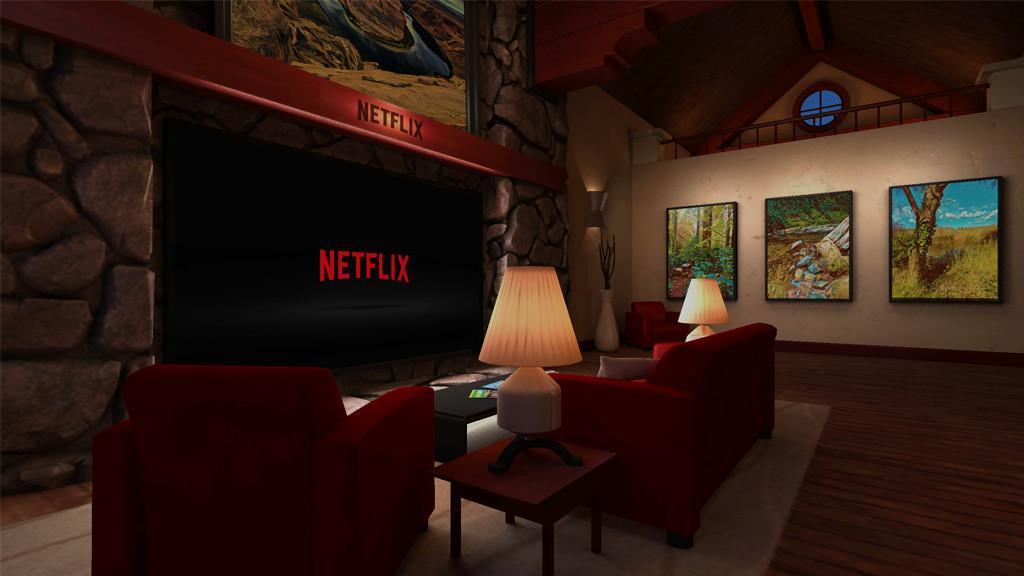 Netflix VR 1.120.0 Screenshot 3