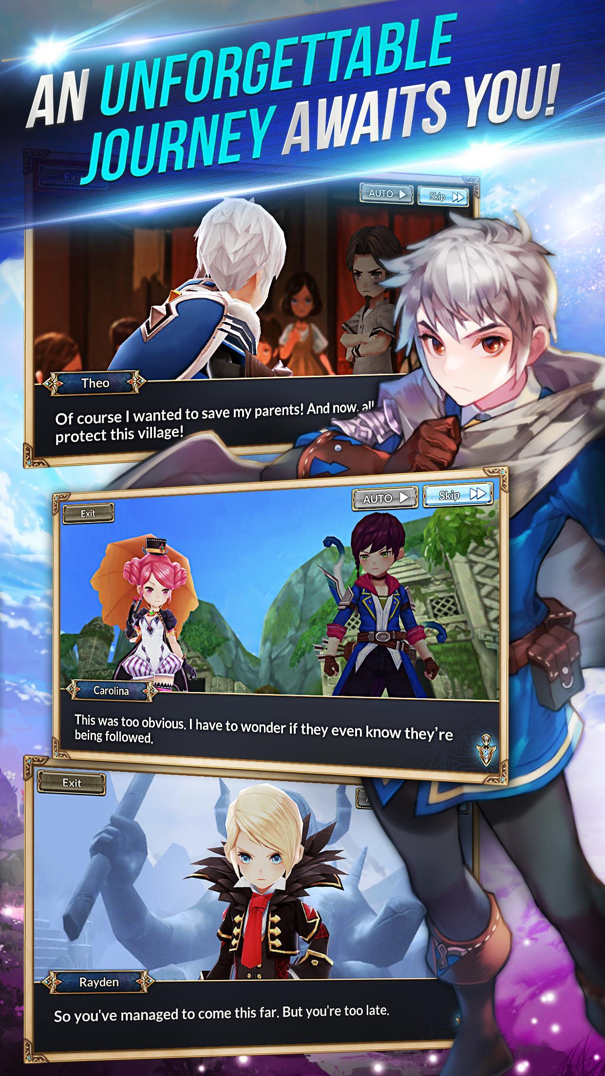 Knights Chronicle 2.8.0 Screenshot 1