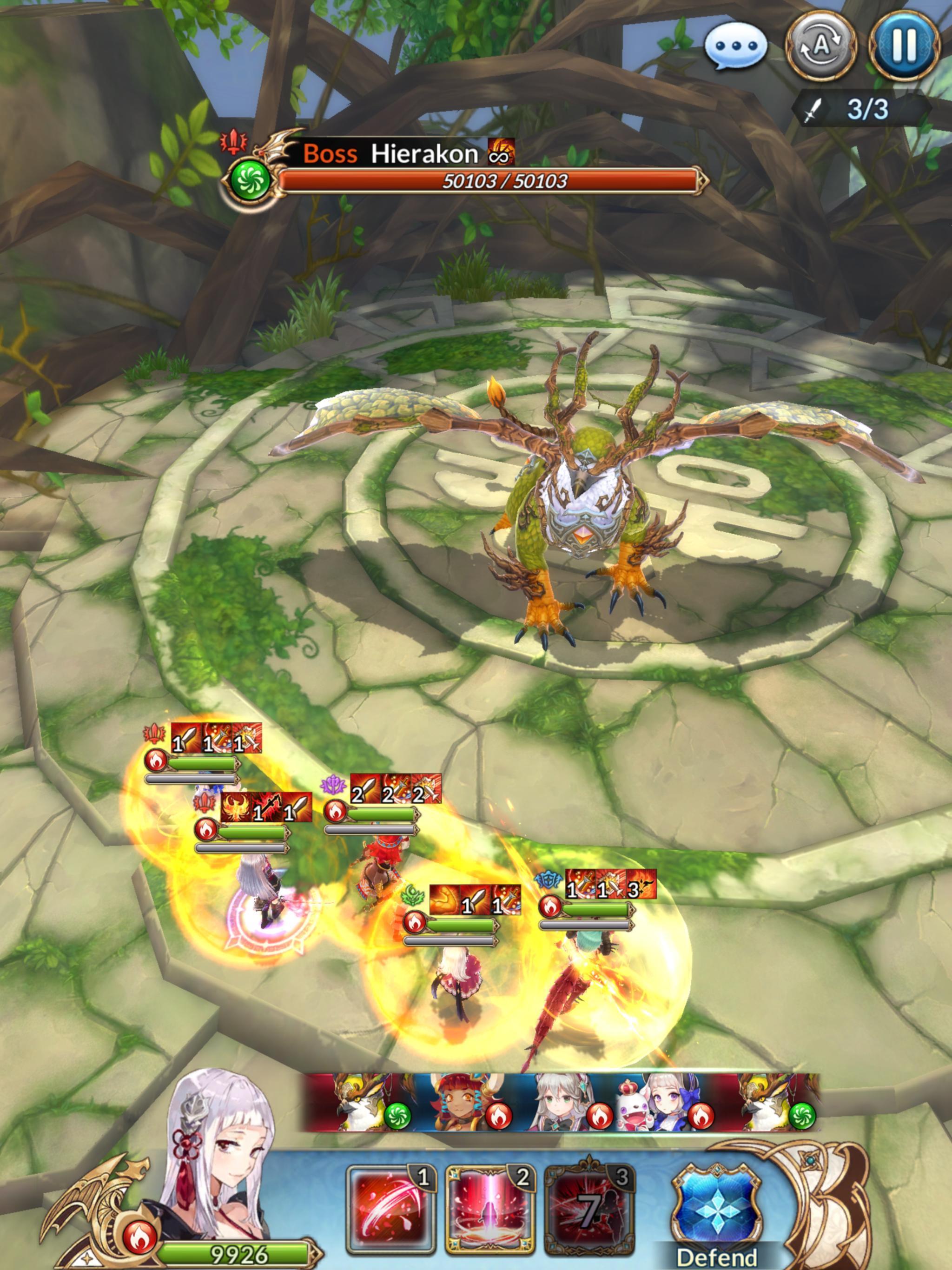 Knights Chronicle 2.8.0 Screenshot 18