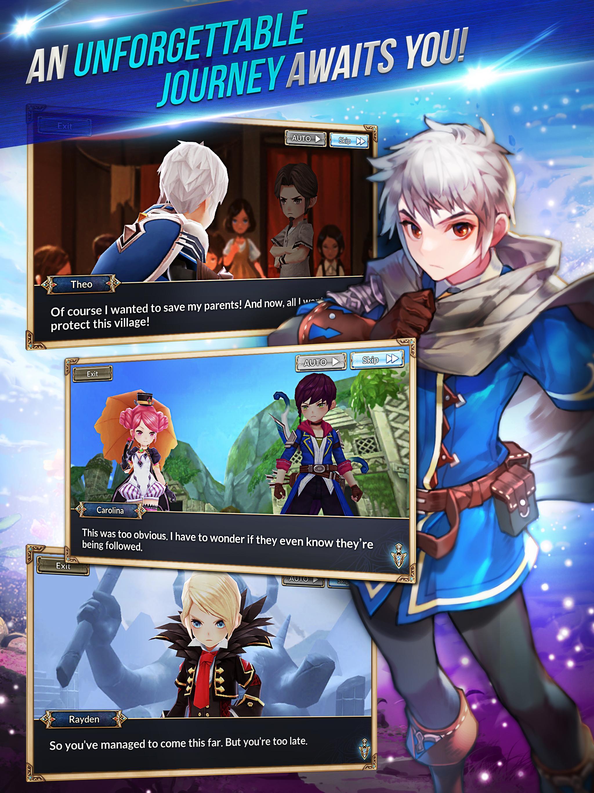 Knights Chronicle 2.8.0 Screenshot 7