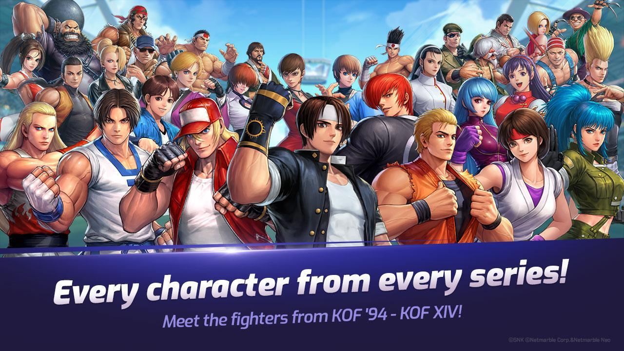The King of Fighters ALLSTAR 1.6.8 Screenshot 1