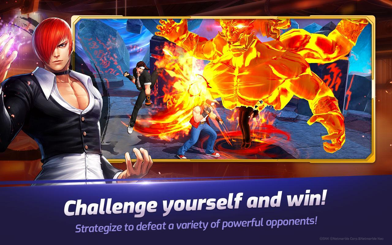 The King of Fighters ALLSTAR 1.6.8 Screenshot 10