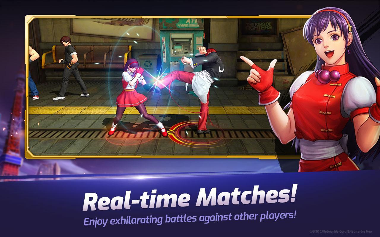 The King of Fighters ALLSTAR 1.6.8 Screenshot 11