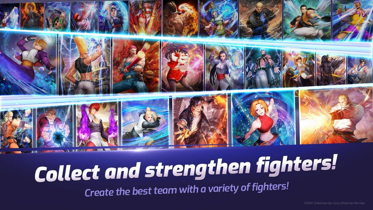The King of Fighters ALLSTAR 1.6.8 Screenshot 2