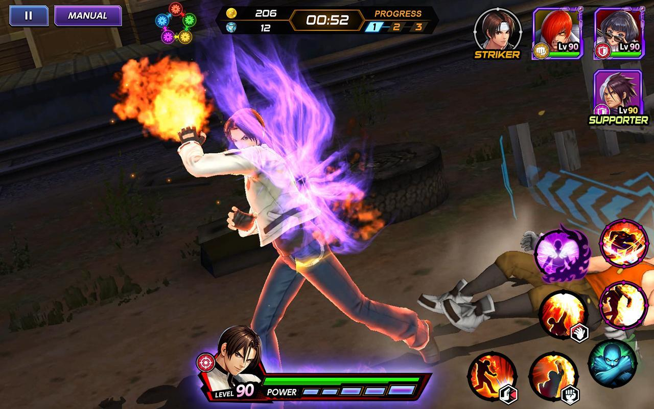The King of Fighters ALLSTAR 1.6.8 Screenshot 20