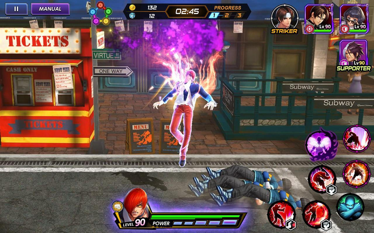 The King of Fighters ALLSTAR 1.6.8 Screenshot 21