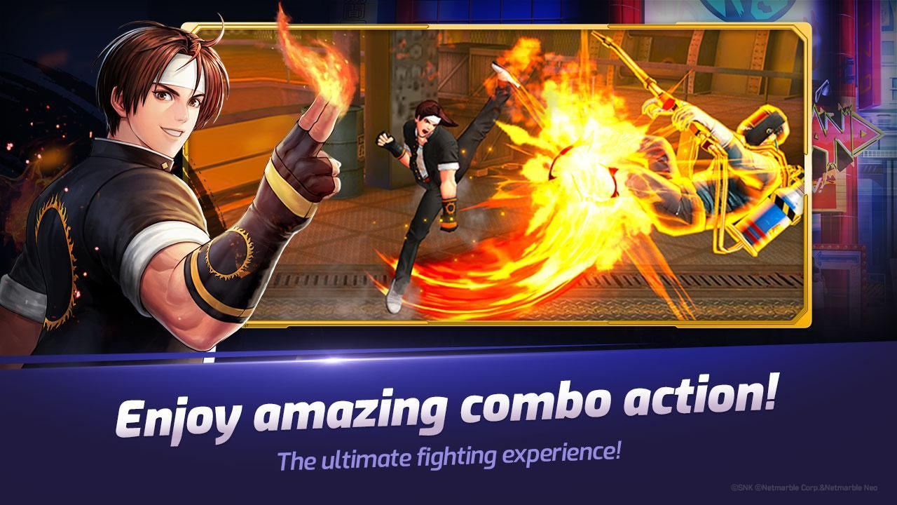The King of Fighters ALLSTAR 1.6.8 Screenshot 3