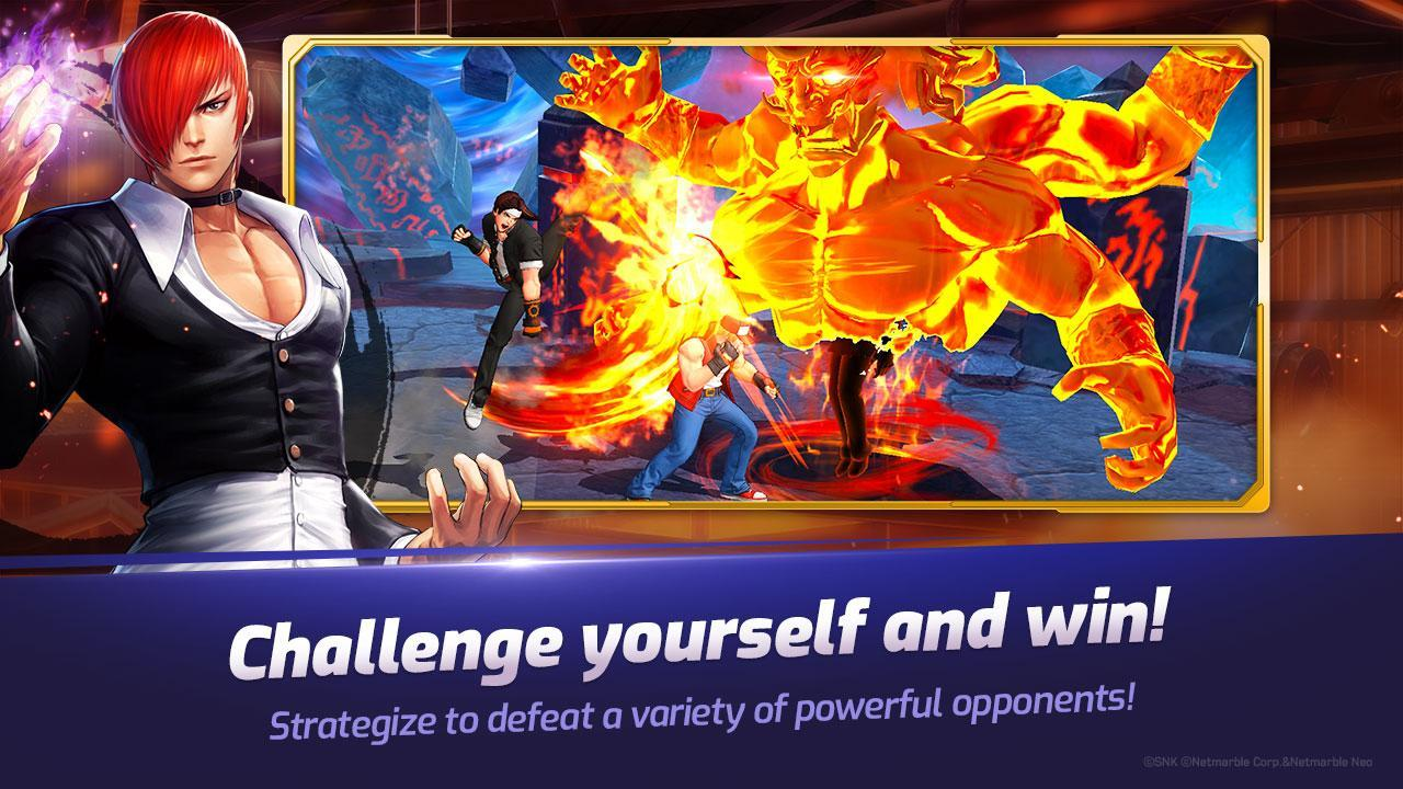 The King of Fighters ALLSTAR 1.6.8 Screenshot 4