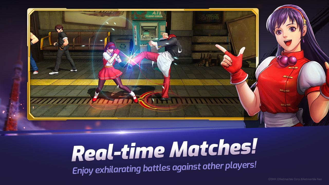 The King of Fighters ALLSTAR 1.6.8 Screenshot 5
