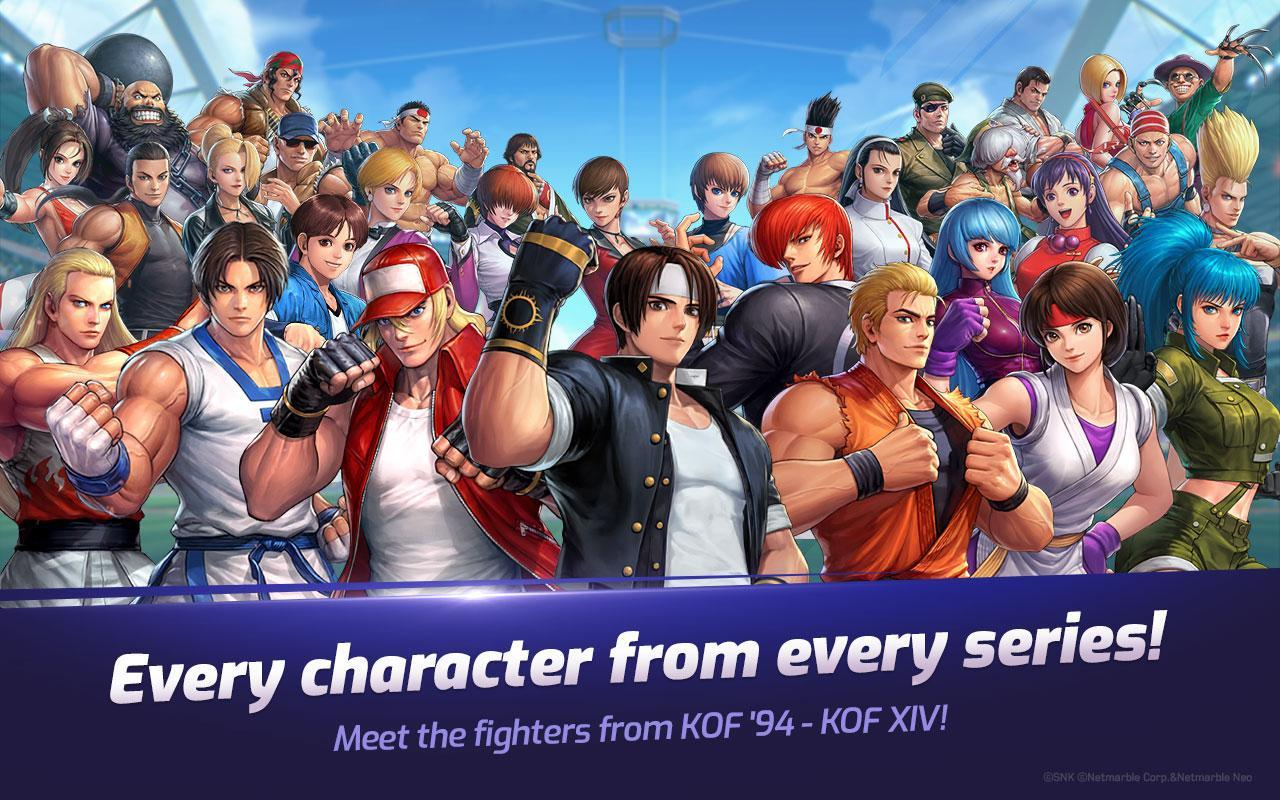 The King of Fighters ALLSTAR 1.6.8 Screenshot 7